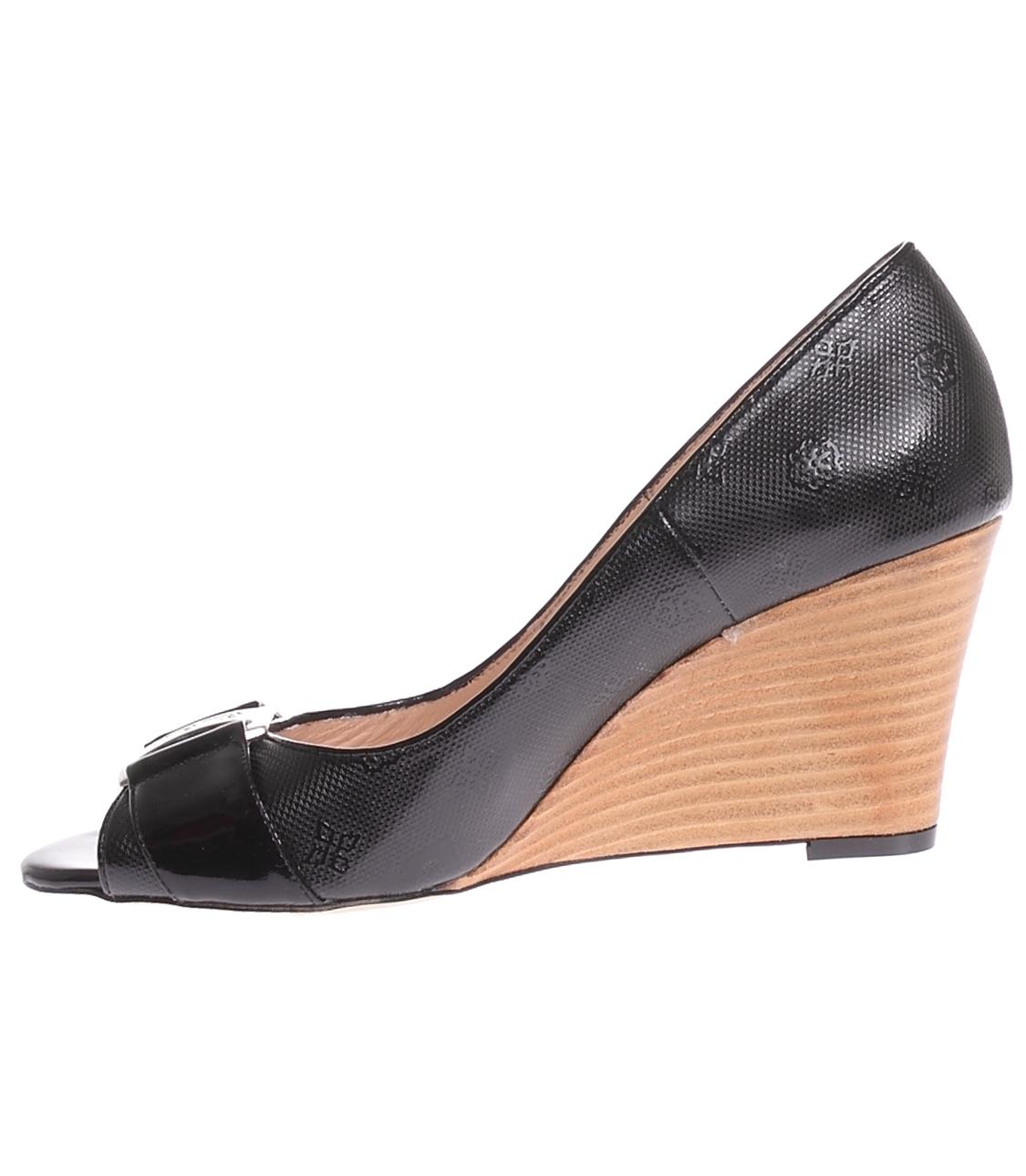 36 Siyah Pierre Cardin Dolgu Tpklu Ayakkabi 5000031065005 Ayakkabı & Çanta Kadın Topuk