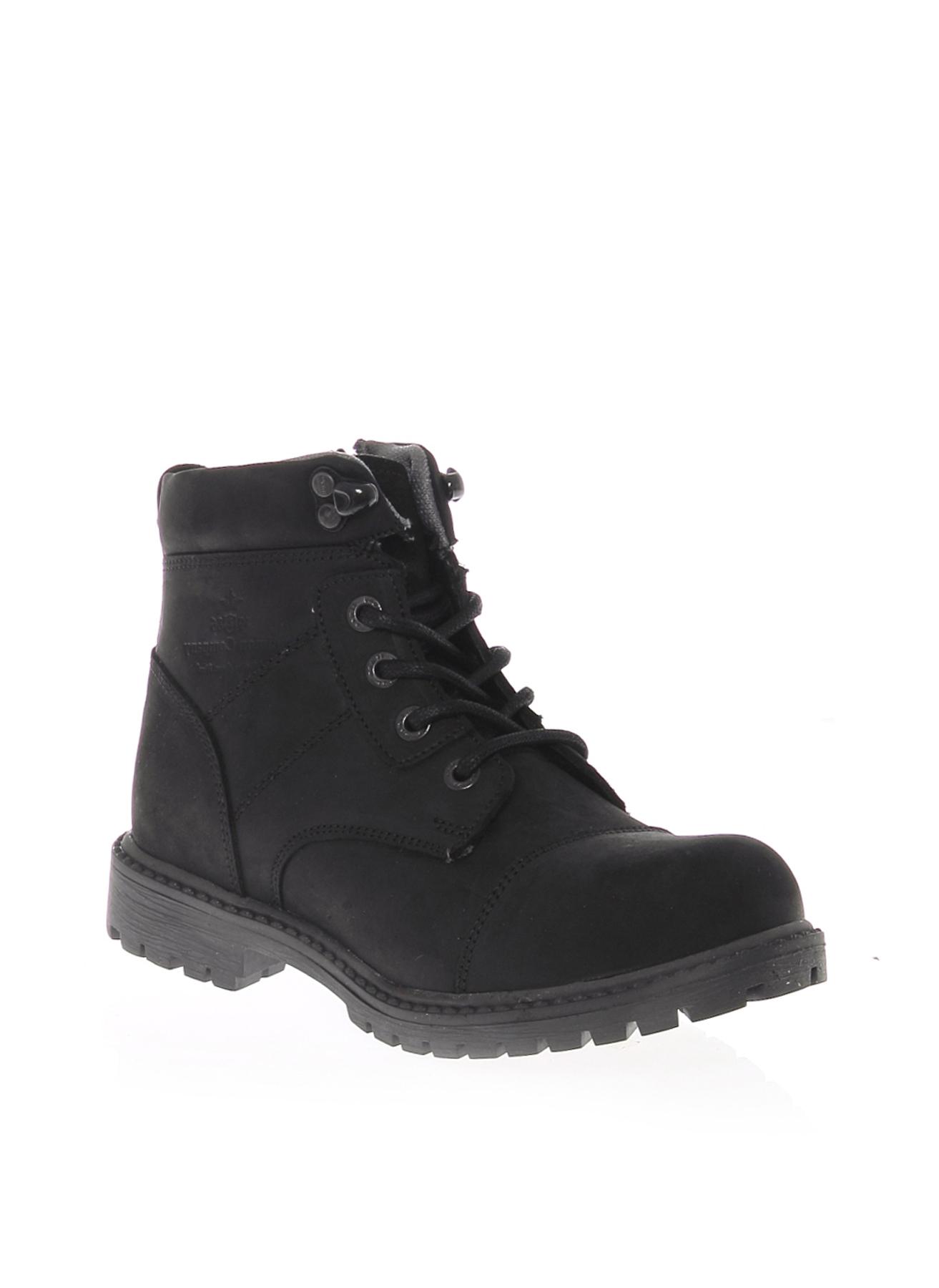 31 Erkek Siyah Limon Bot 5000037371007 Ayakkabı & Çanta Çocuk Ayakkabıları Çizmeler