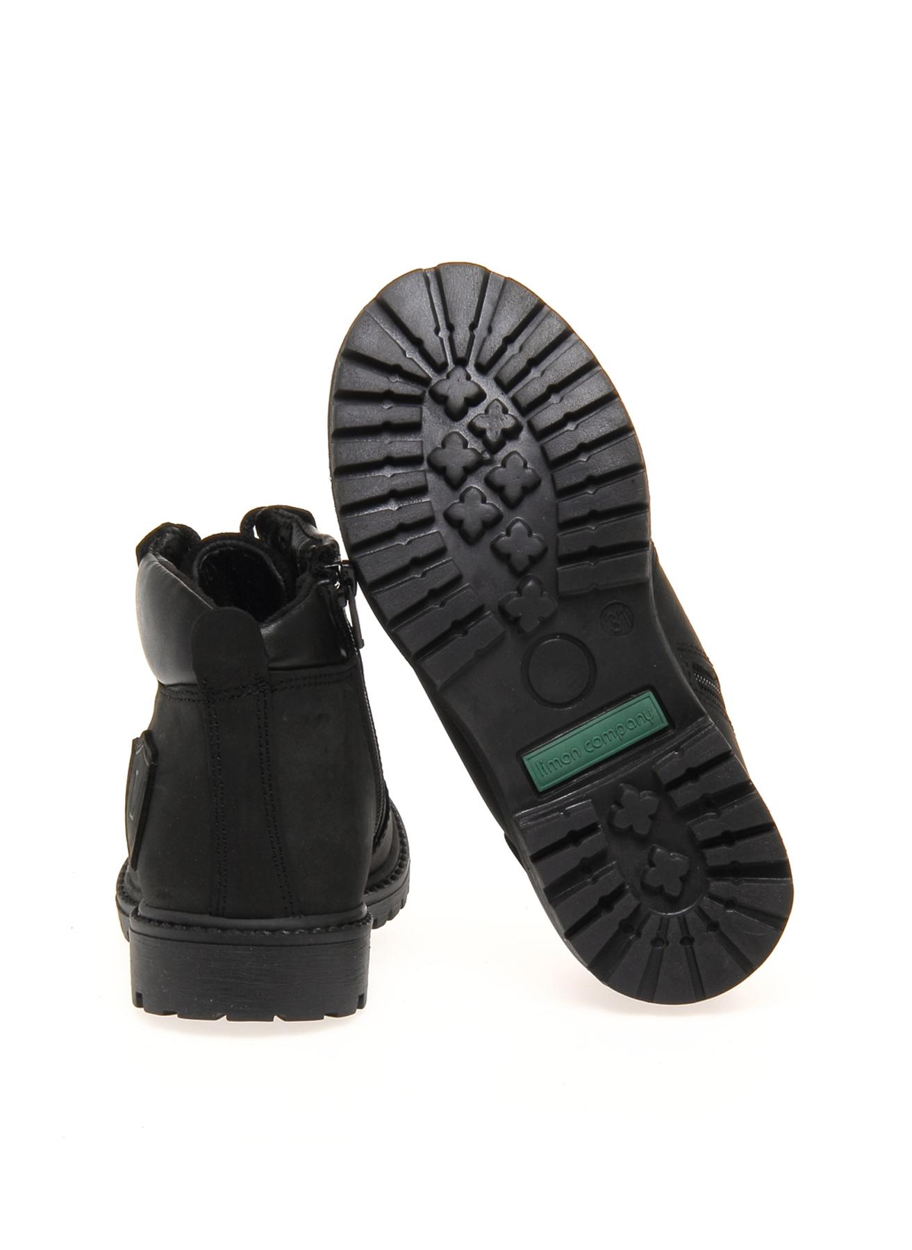 31 Erkek Siyah Limon Bot 5000037374007 Ayakkabı & Çanta Çocuk Ayakkabıları Çizmeler