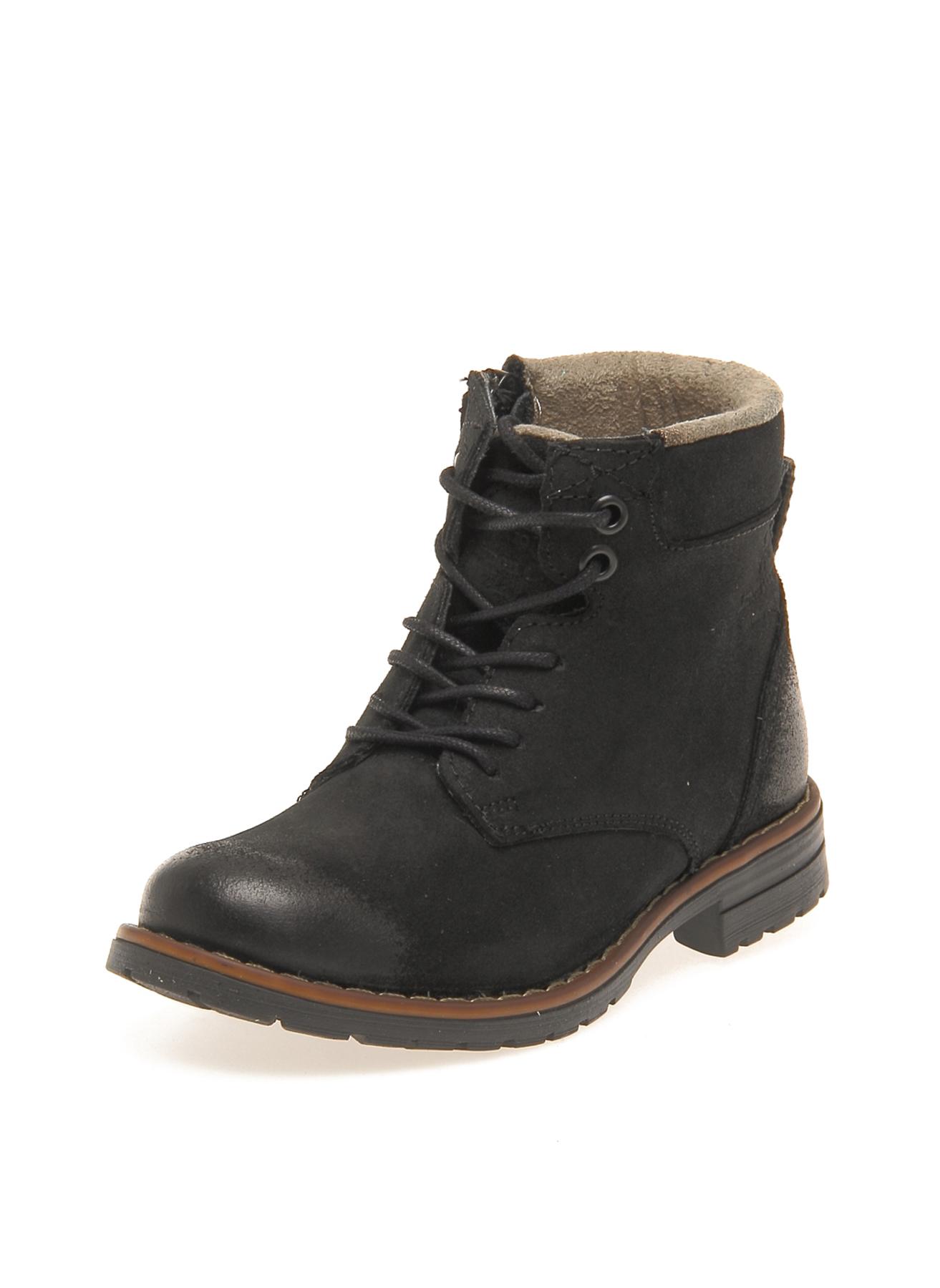 30 Erkek Siyah Limon Bot 5000037397007 Ayakkabı & Çanta Çocuk Ayakkabıları Bot&Çizmeler