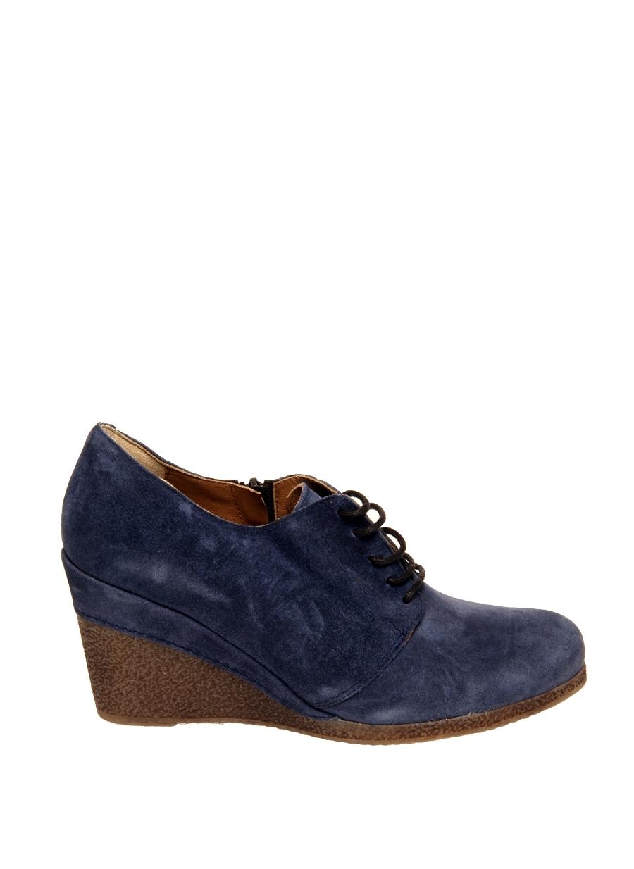 37 Koyu Lacivert Prima Dolgu Tpklu Ayakkabi 5000040677004 Ayakkabı & Çanta Kadın Topuk
