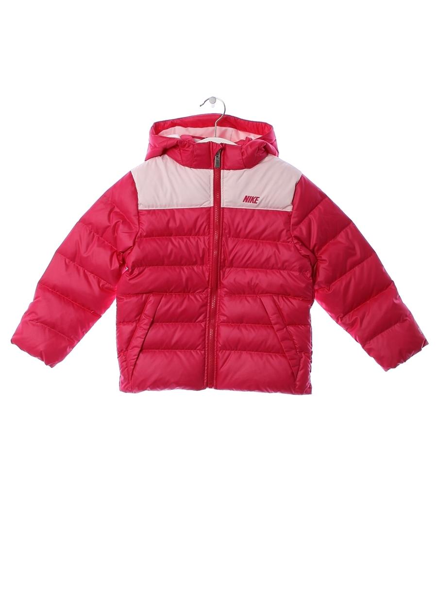 L Erkek Kırmızı Nike Çocuk Mont 5000042579002 & Kaban