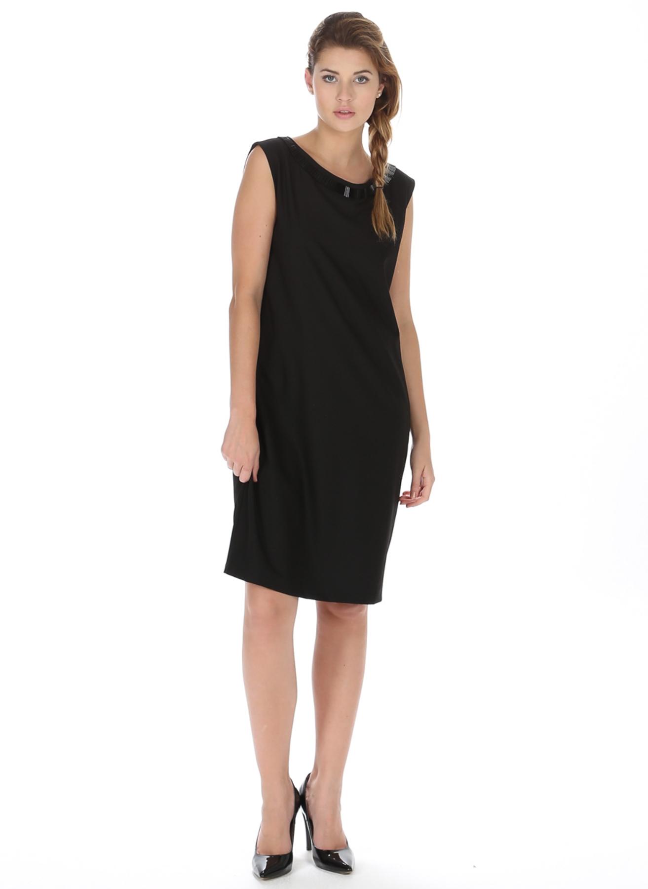 11fef8347b57c Agenda Yaka Detaylı Elbise S 5000046956001 Fiyatları, Özellikleri ve ...