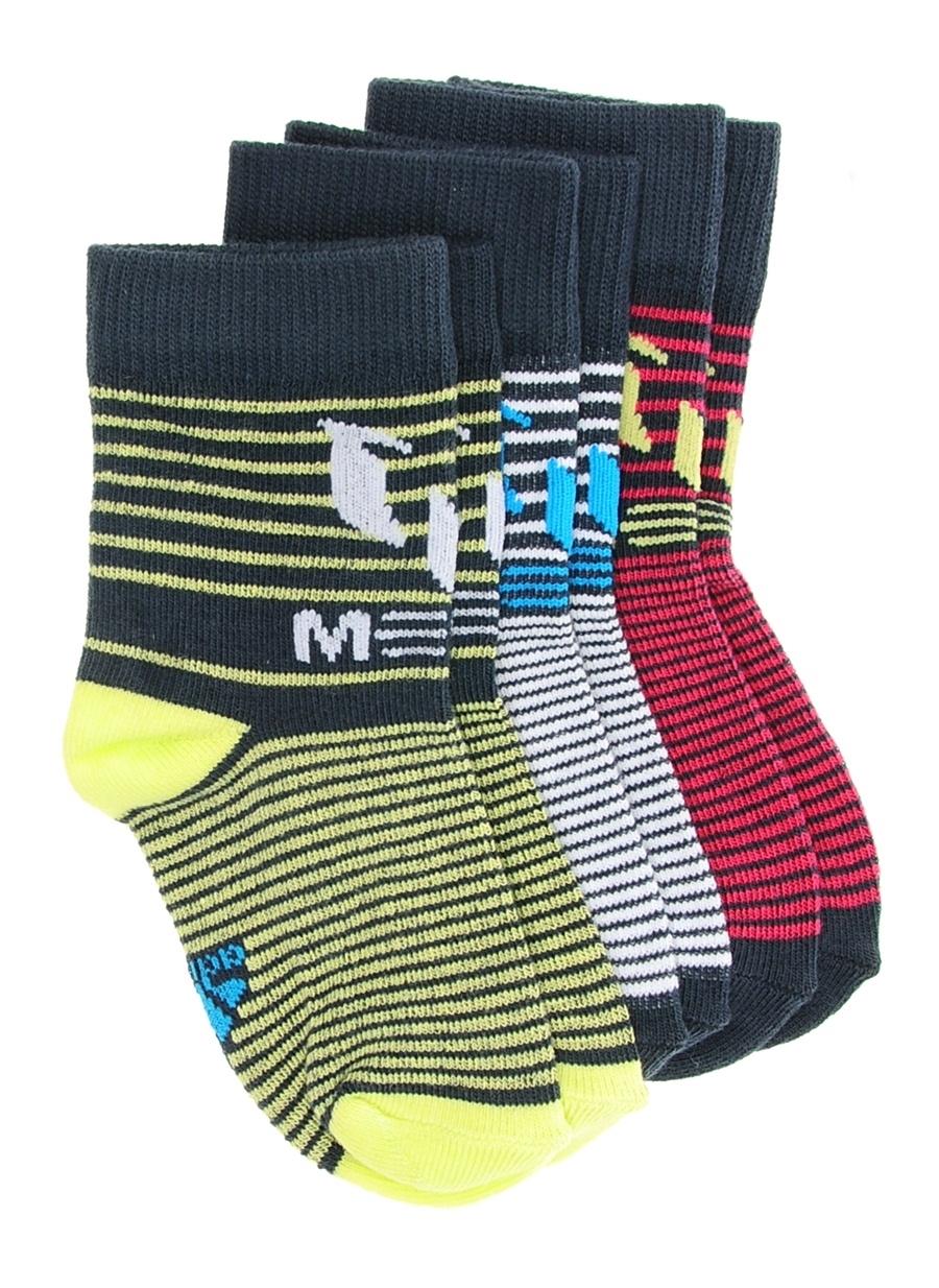 42-45 Erkek Renksiz adidas Spor Çorap 5000047833001 Çocuk Pijama & Ev Giyim