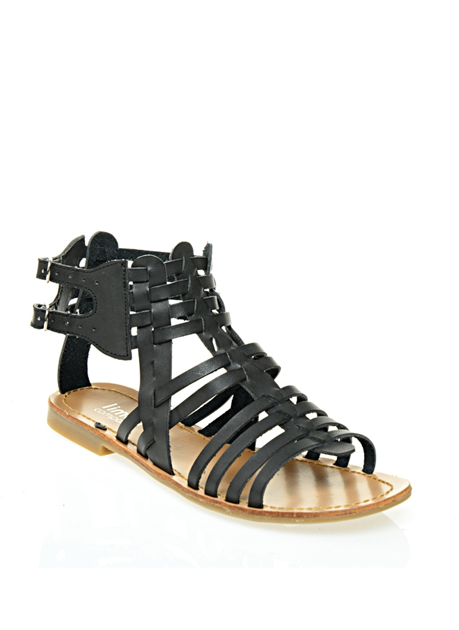 Limon Kemer Detaylı Sandalet 39 5000068350002 Ürün Resmi