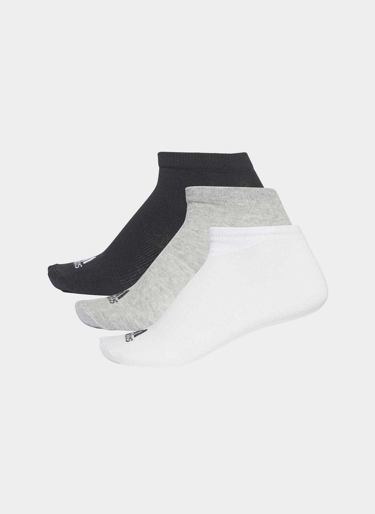 43-46 Erkek Siyah adidas Çorap 5000083097001 Spor Aksesuarları