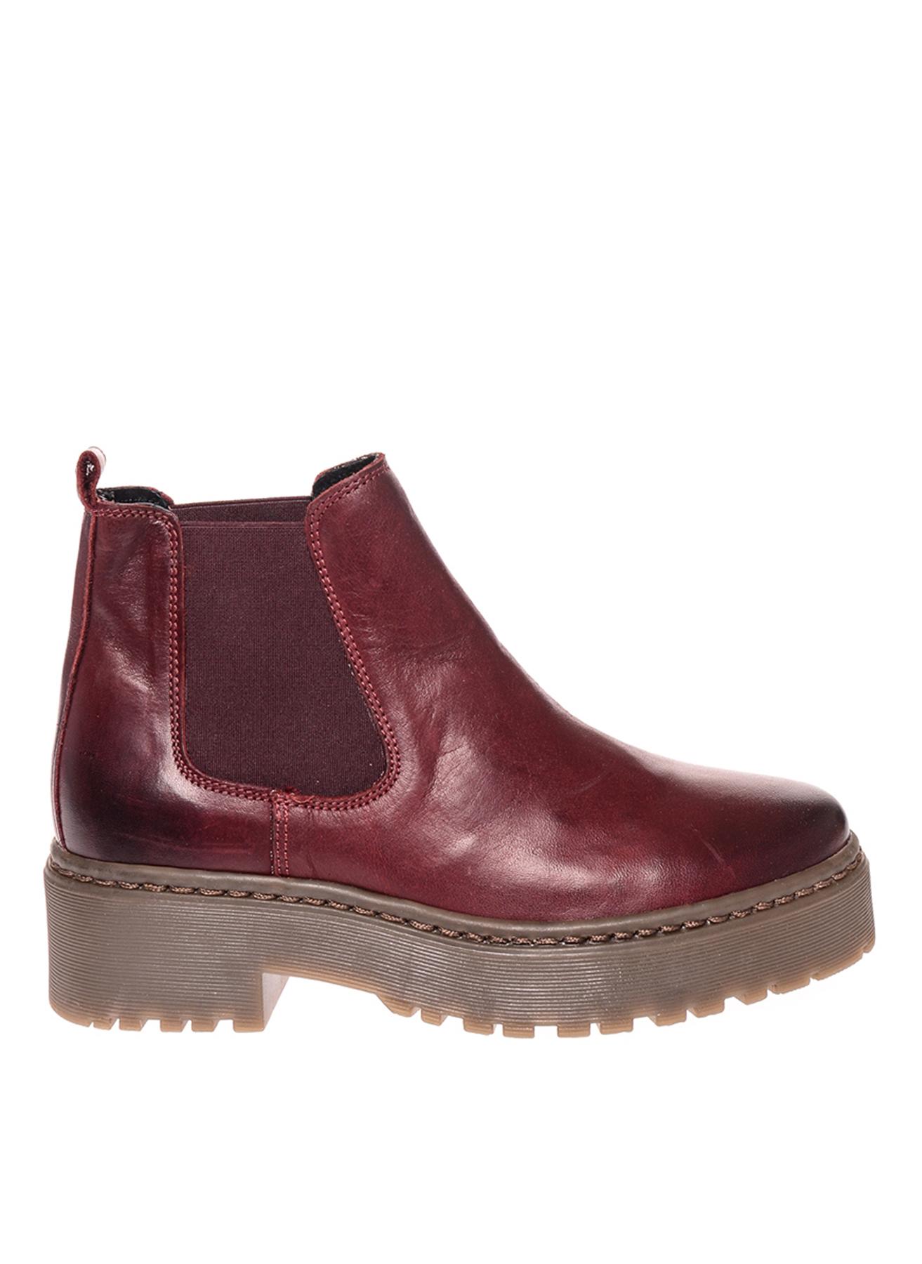 e4472ac937938 37 Şarap Black Pepper Lastikli Bot 5000083822004 Ayakkabı & Çanta Kadın  Çizme