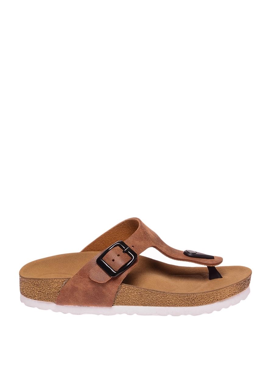 Erkek Taba Limon Plaj Terliği 32 5000094806003 Ayakkabı & Çanta Çocuk Ayakkabıları Terlik Sandaletler