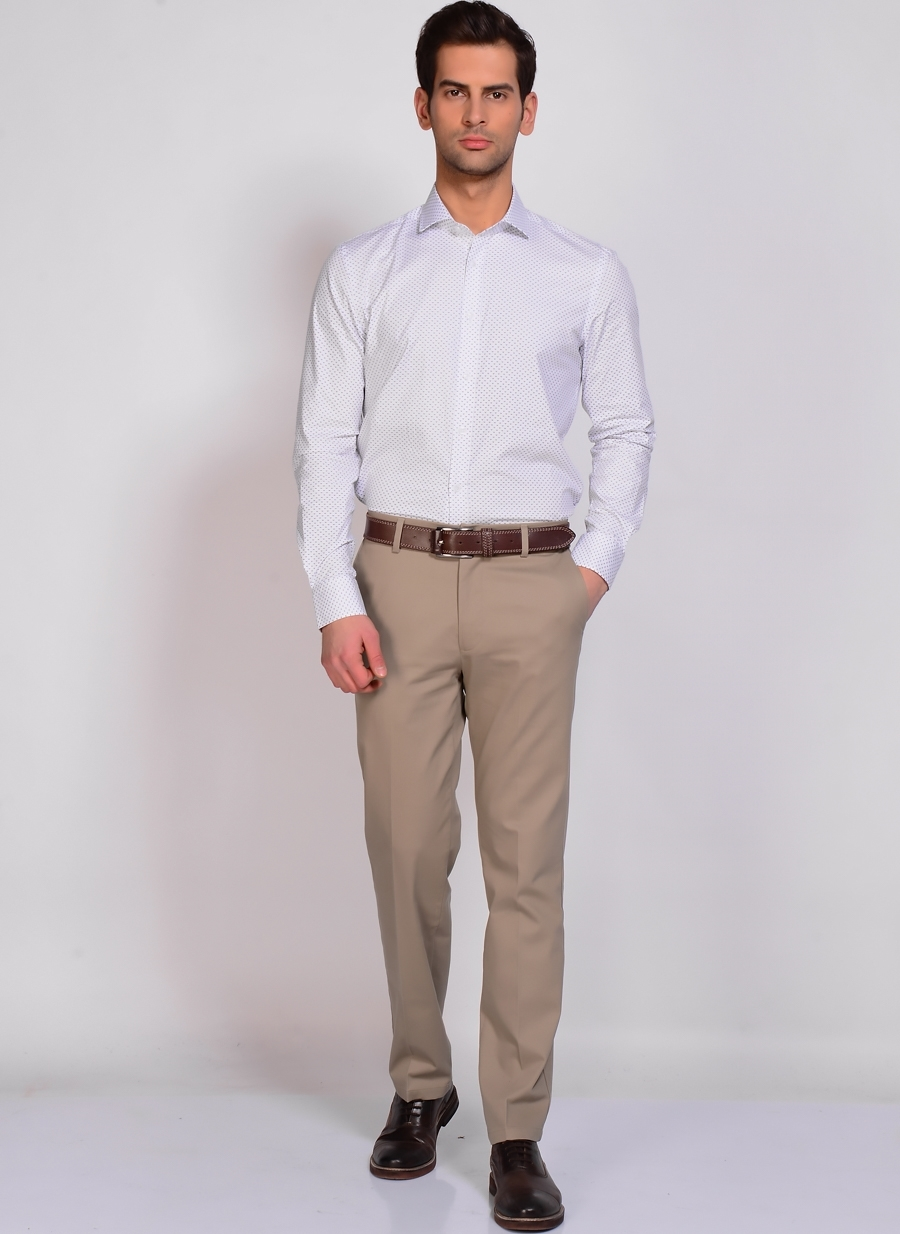 Dockers Best Pressed Signature Slim - Stretch Twill Klasik Pantolon 32-32 5000099763006 Ürün Resmi