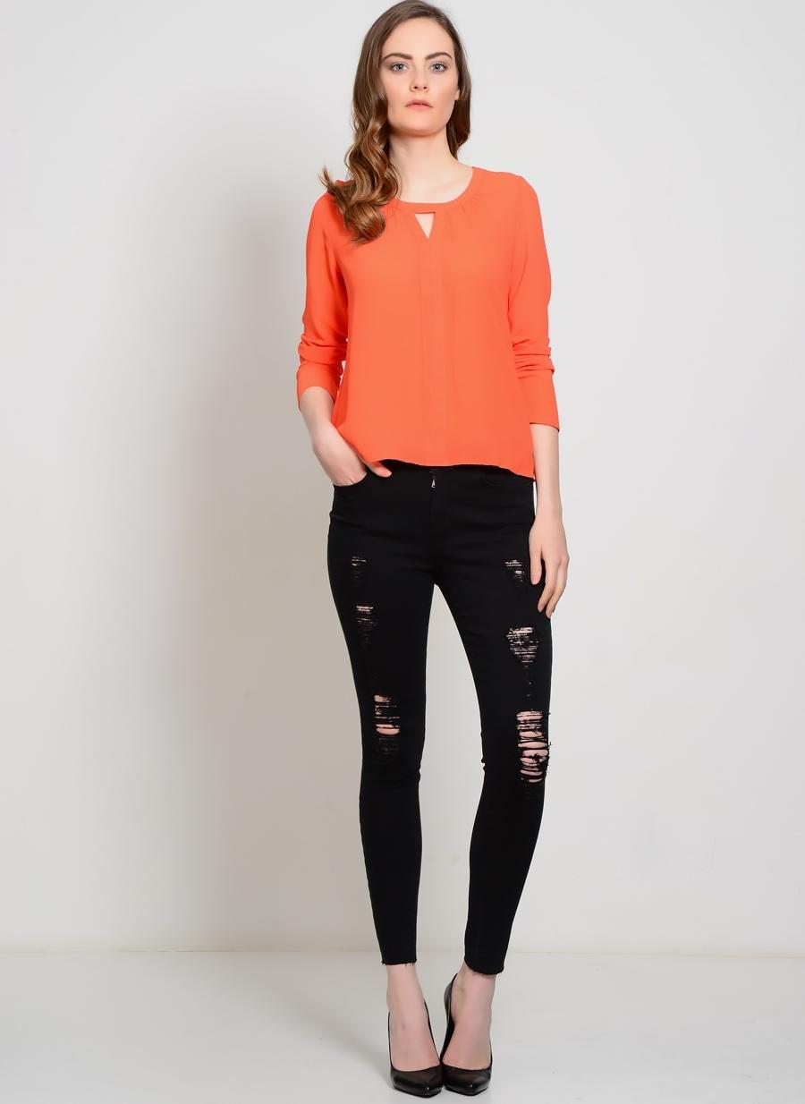 Vero Moda Denim Pantolon 27-32 5000107034006 Ürün Resmi
