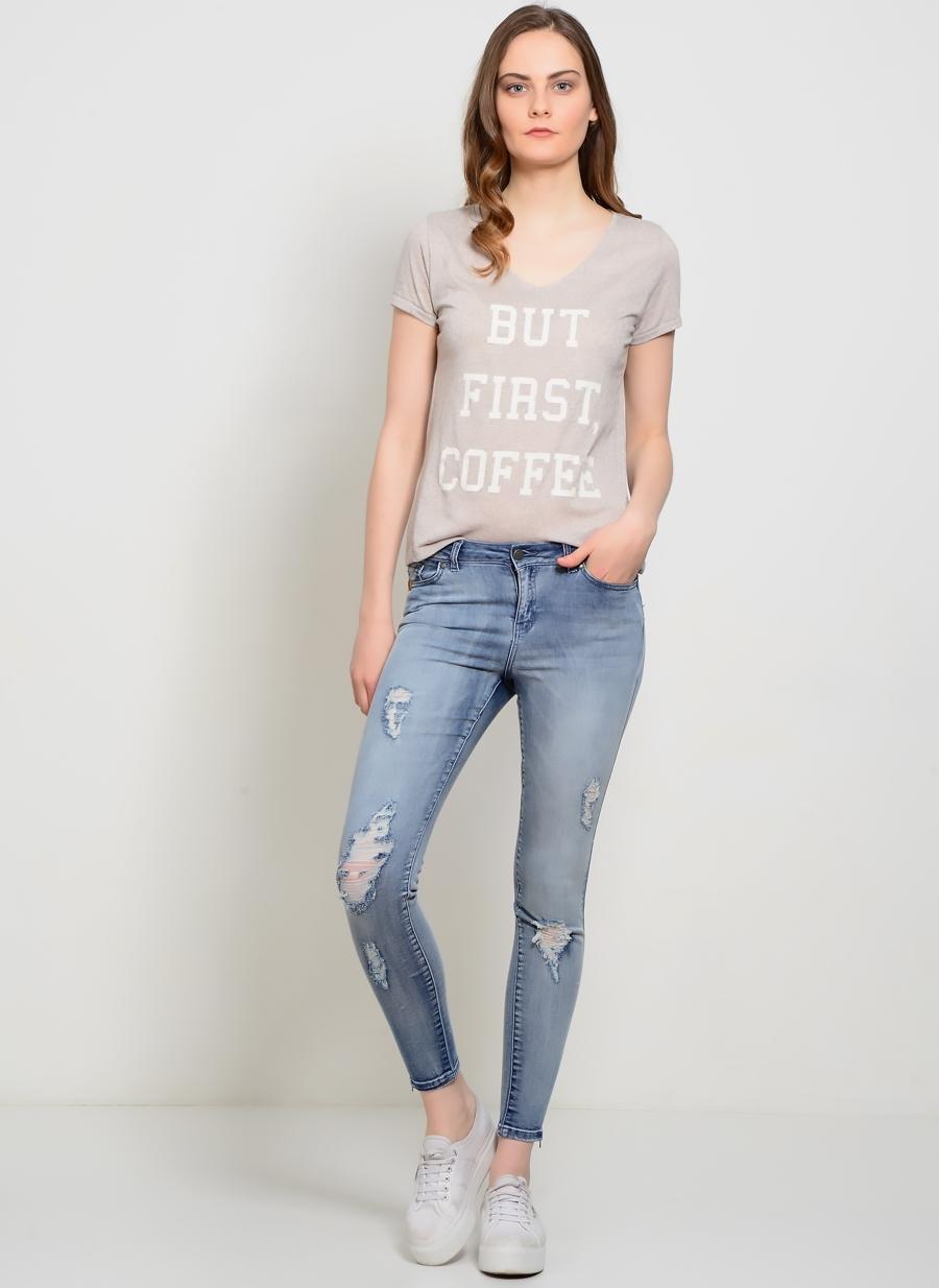 Vero Moda Denim Pantolon 27-32 5000111128002 Ürün Resmi