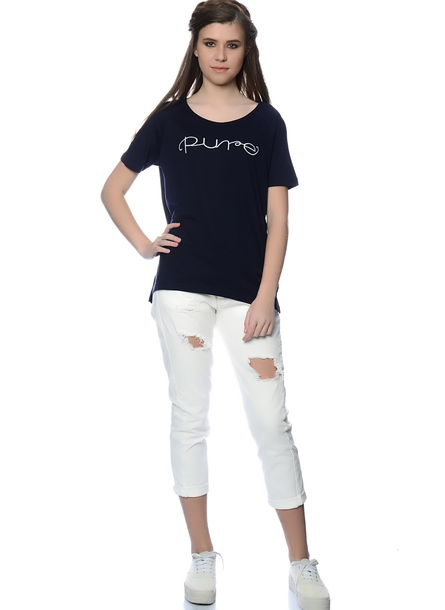 Broadway T-Shirt M 5000111218003 Ürün Resmi