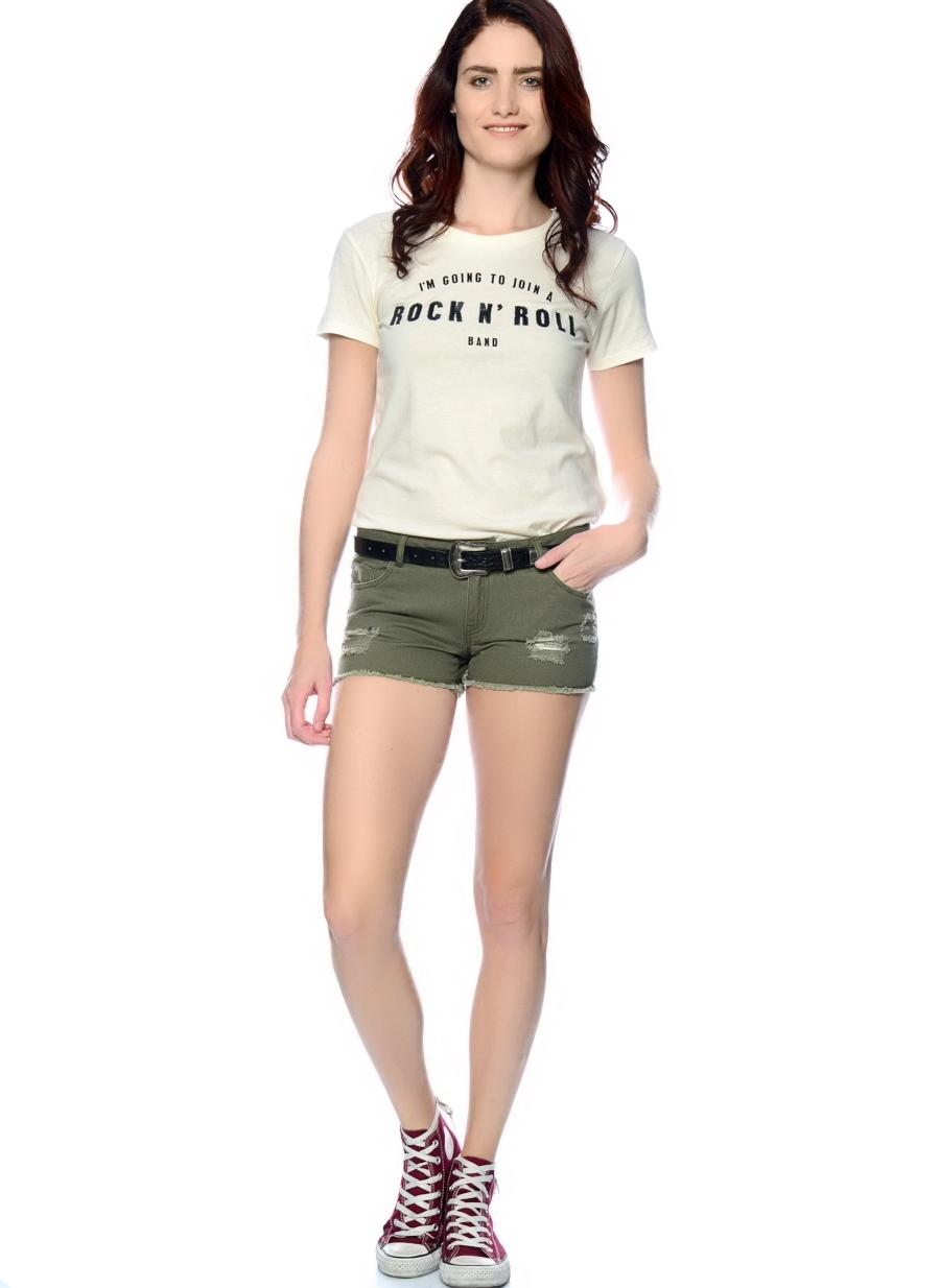 Vero Moda Şort XS 5000116089005 Ürün Resmi
