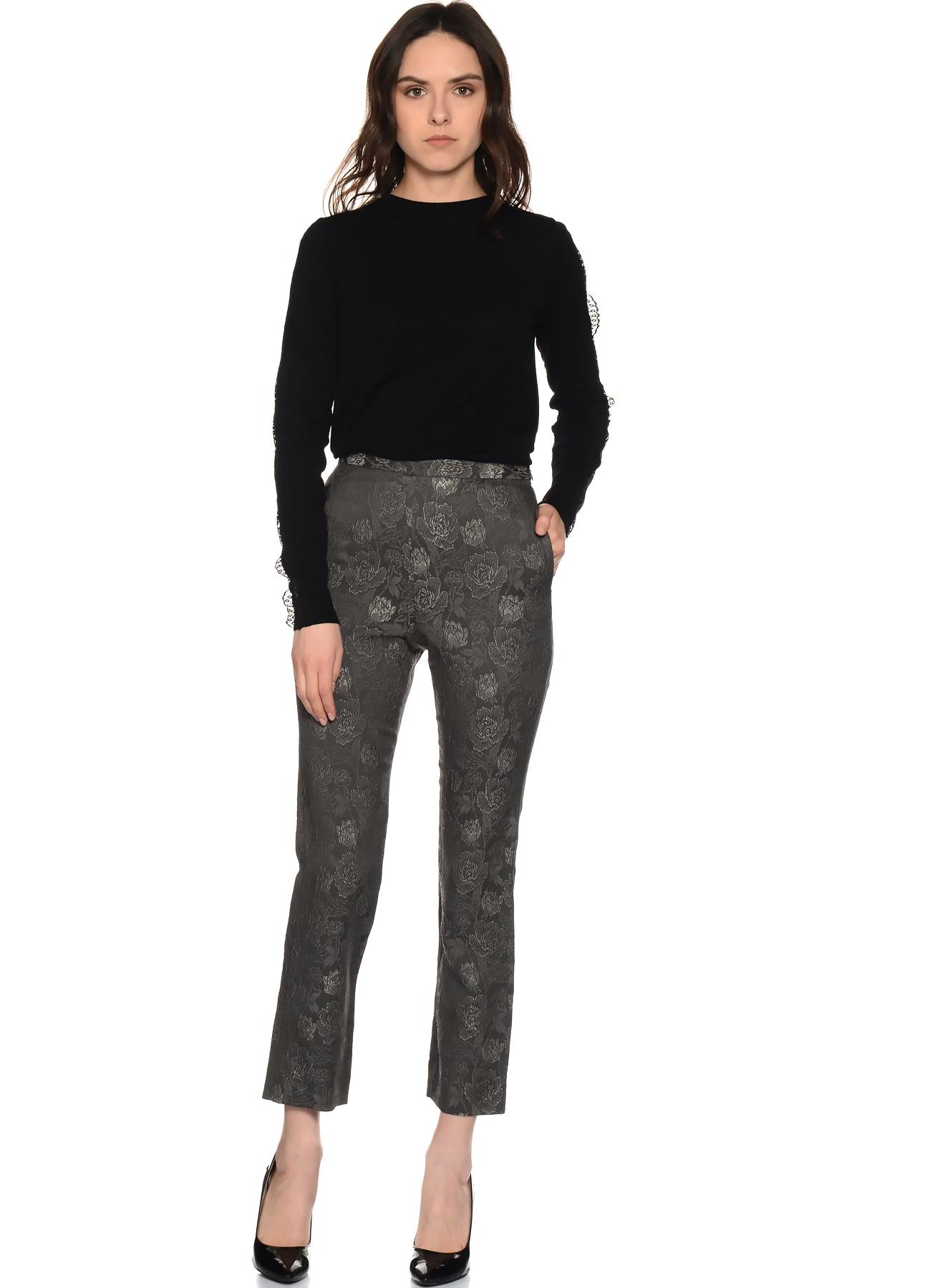 House Of Camellia Boyundan Bağlamalı Pantolon 42 5000121728005 Ürün Resmi
