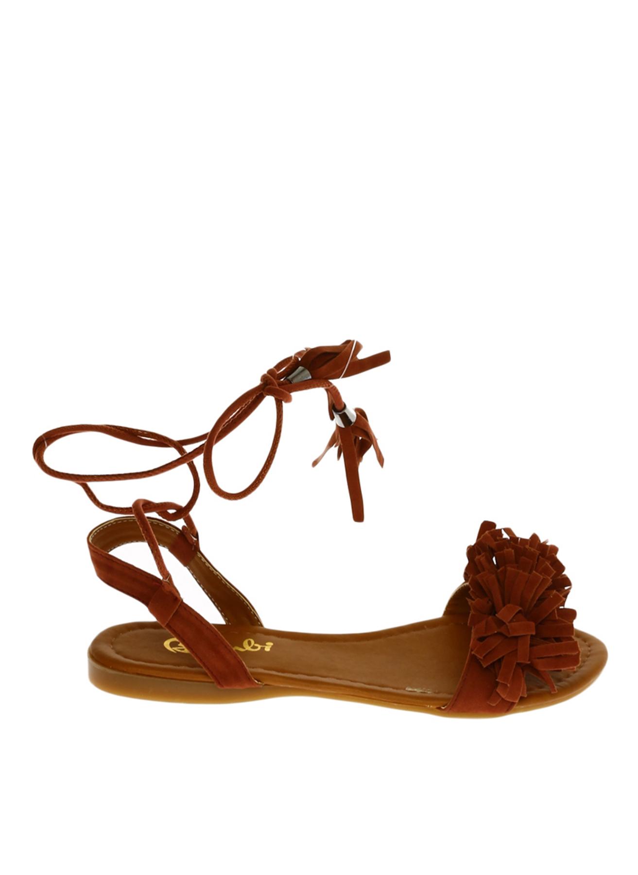 Bambi Ayakkabı Sandalet 38 5000122222003 Ürün Resmi