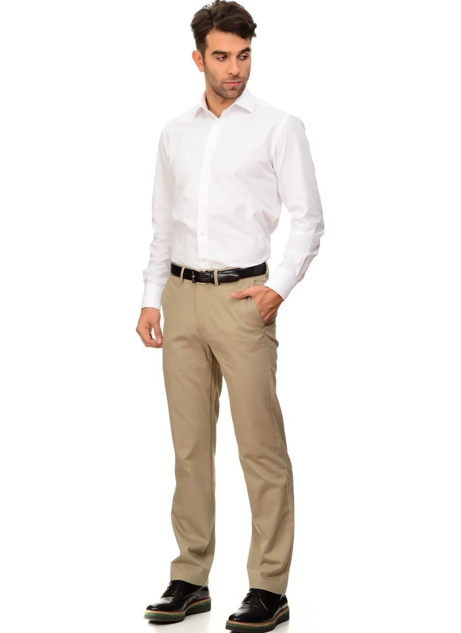 Dockers Standard Clean Khaki Slim - Stretch Twill Klasik Pantolon 31-32 5000127211002 Ürün Resmi