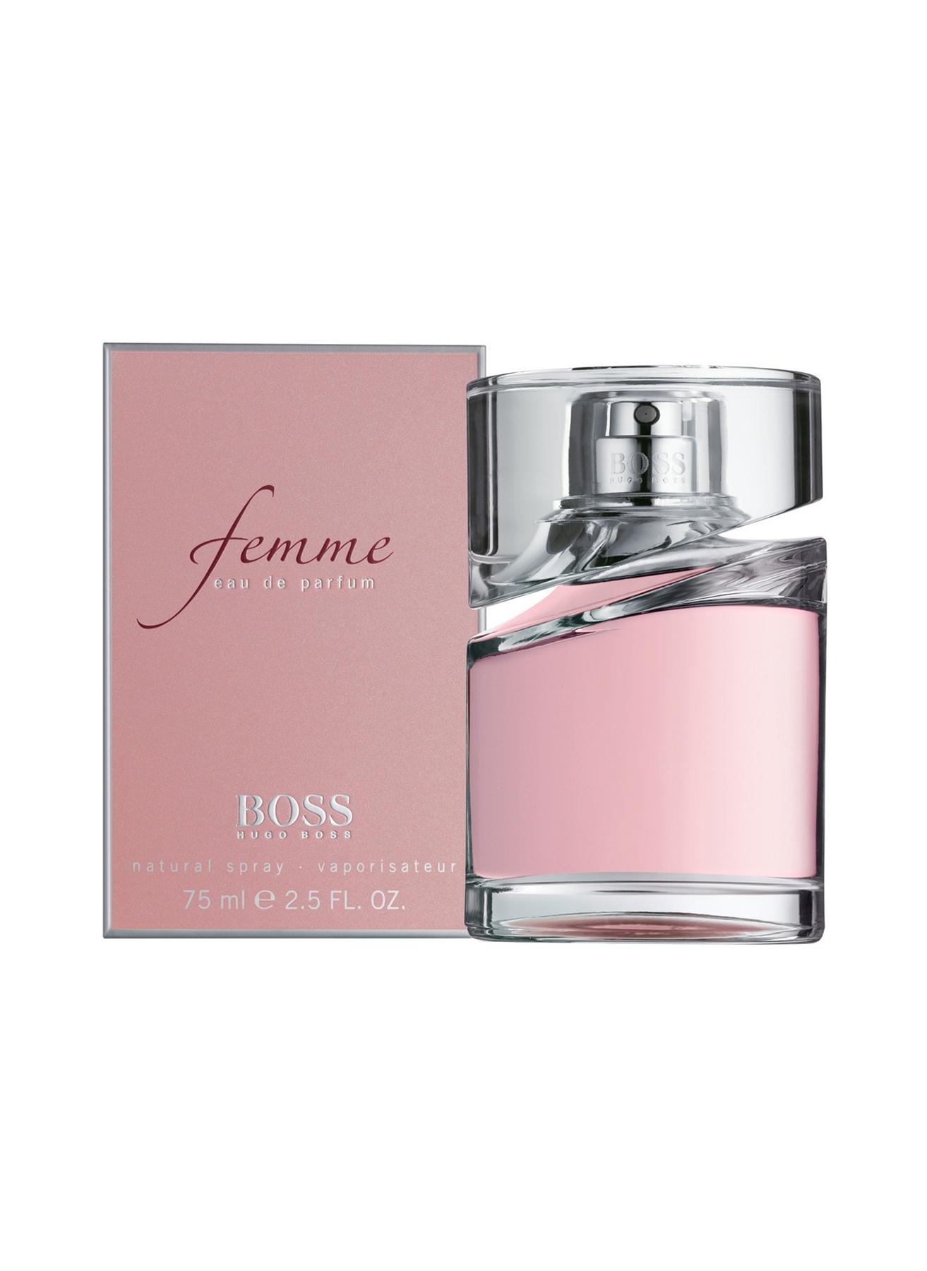 Hugo Boss Femme Edp 75 ml Kadın Parfüm 5000129444001 Ürün Resmi