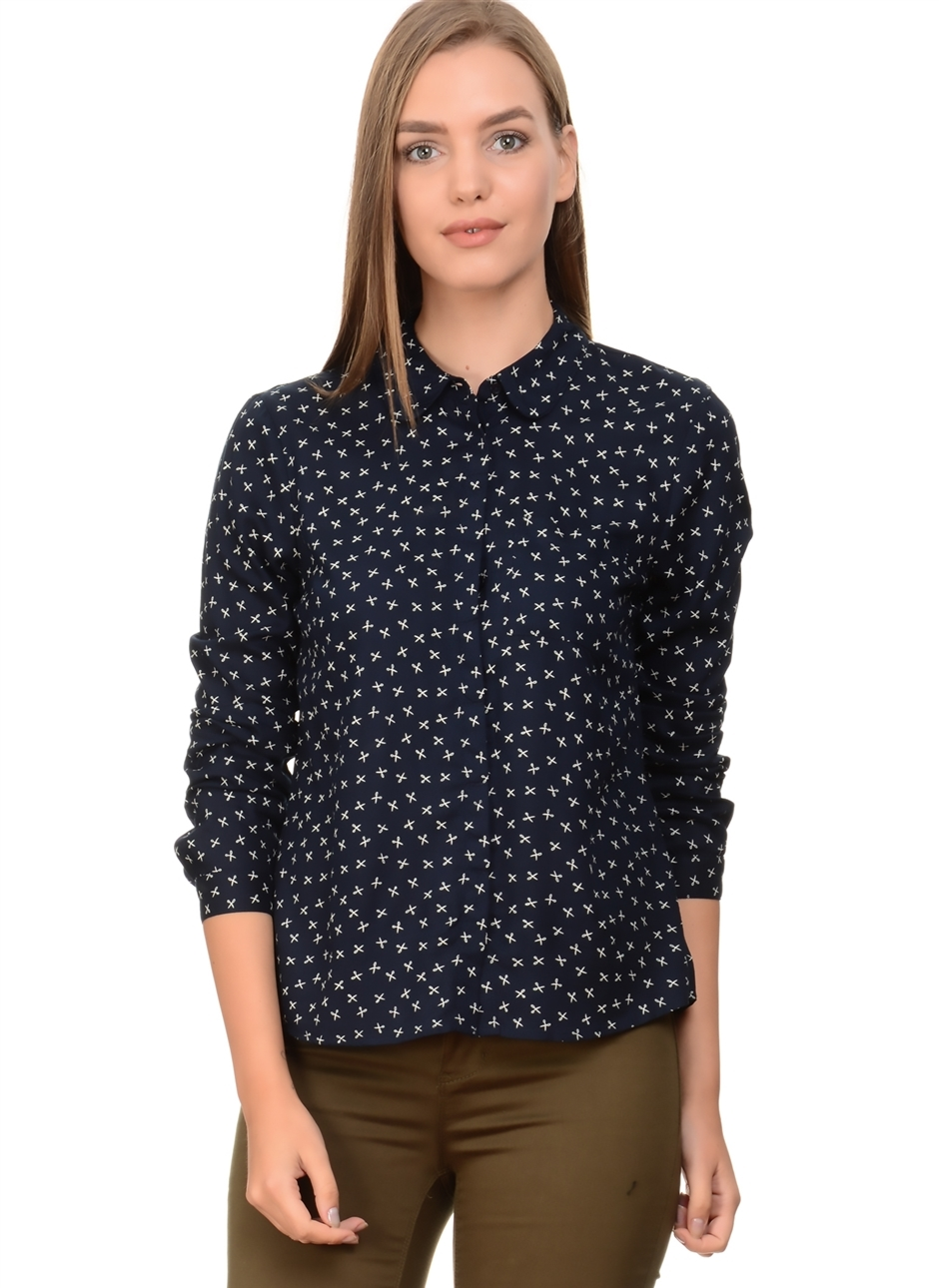 Vero Moda Gömlek M 5000130485001 Ürün Resmi