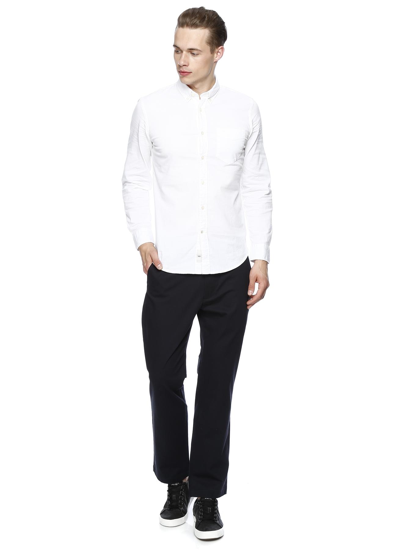 Dockers Standard Clean Khaki Slim - Stretch Twill Klasik Pantolon 34-30 5000131918007 Ürün Resmi