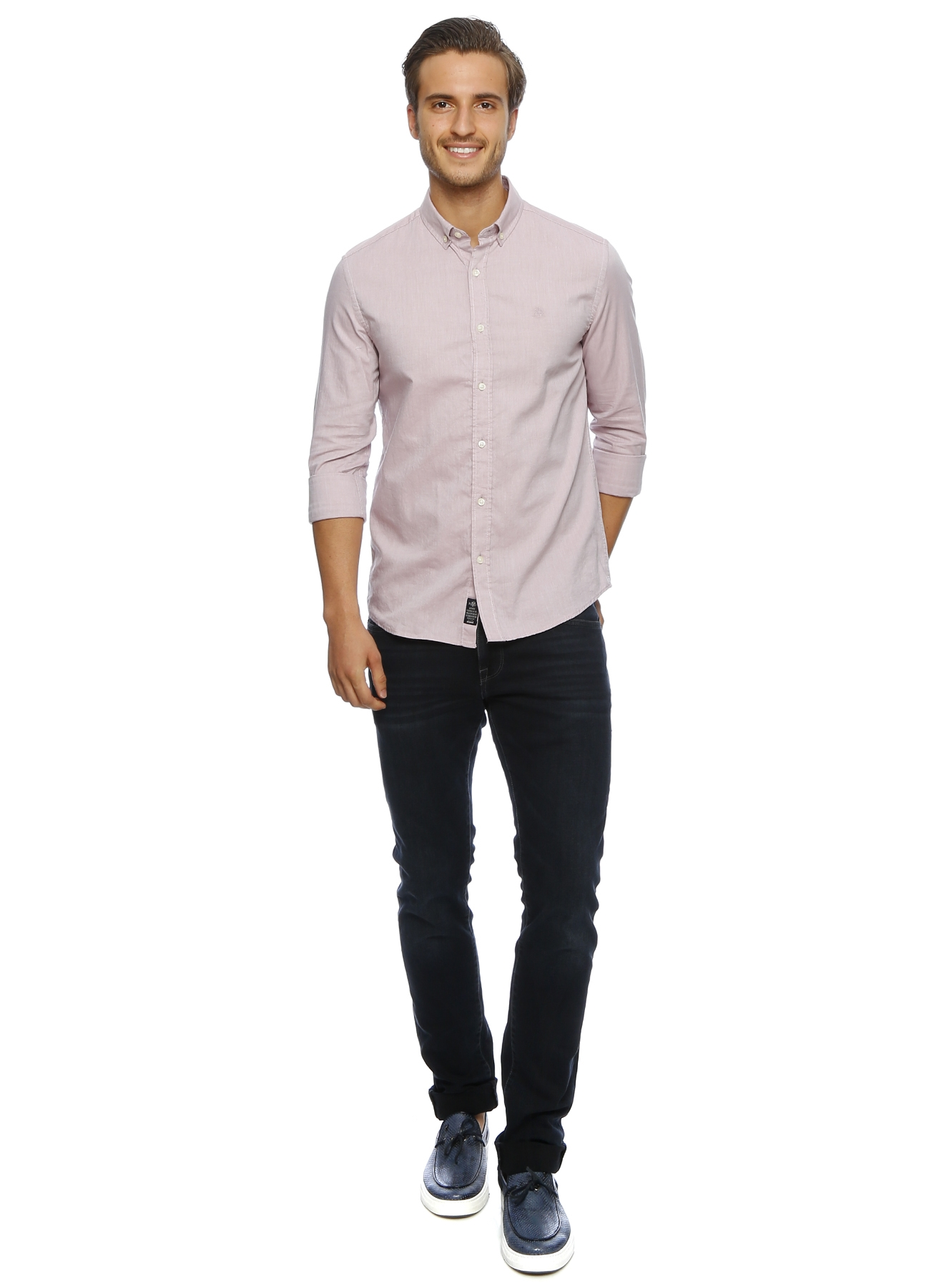 Mavi Jake Comfort Mavi Klasik Pantolon 33-34 5000133845021 Ürün Resmi