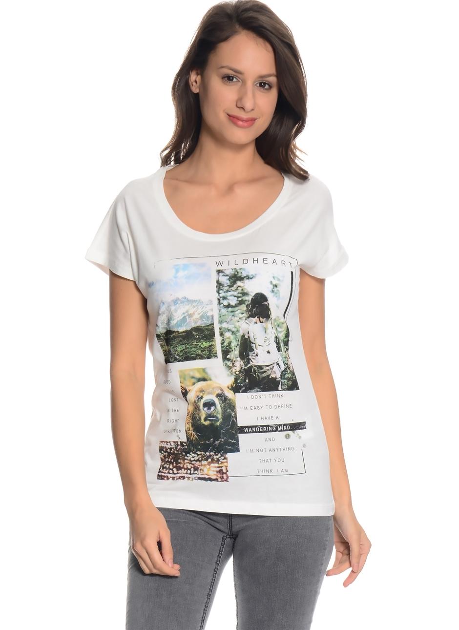 Vero Moda T-Shirt XS 5000140789004 Ürün Resmi