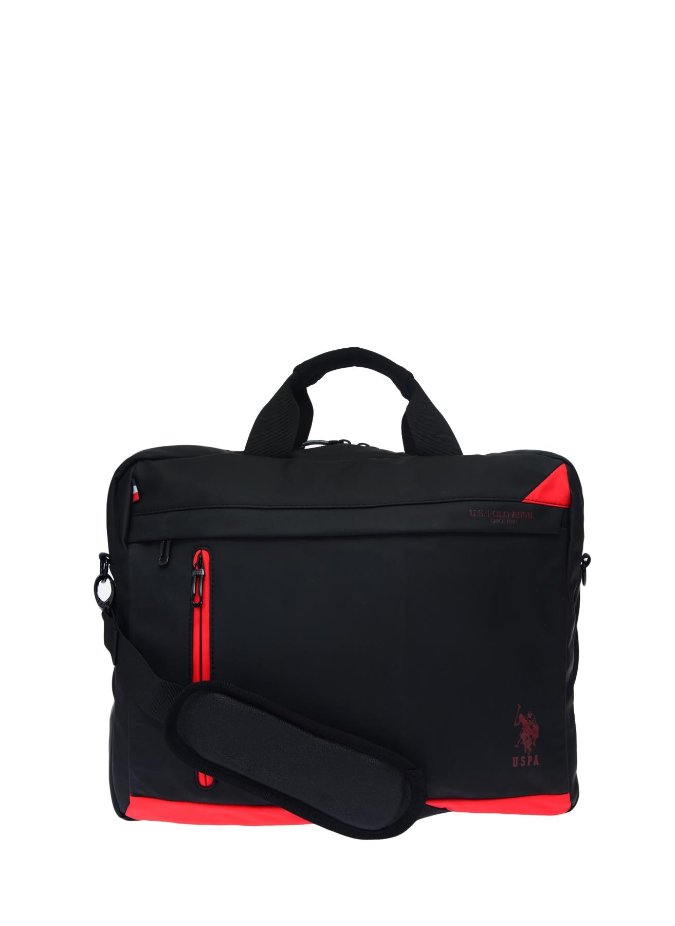 U.S. Polo Assn. Siyah Laptop-Evrak Laptop Çantası 5000142260001 Ürün Resmi