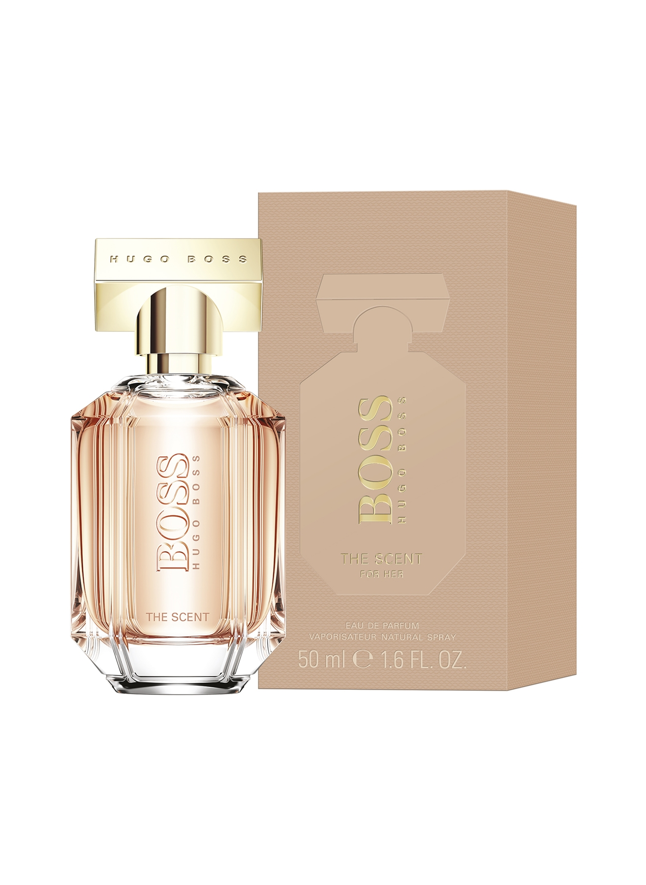 Hugo Boss The Scent For Her Edp 50 ml Kadın Parfüm 5000143523001 Ürün Resmi