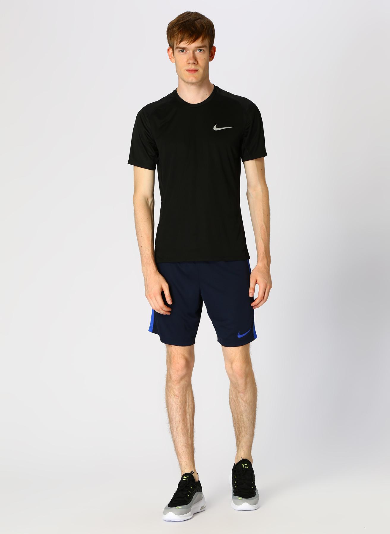 Nike Miler Short-Sleeve Running T-Shirt S 5000146508001