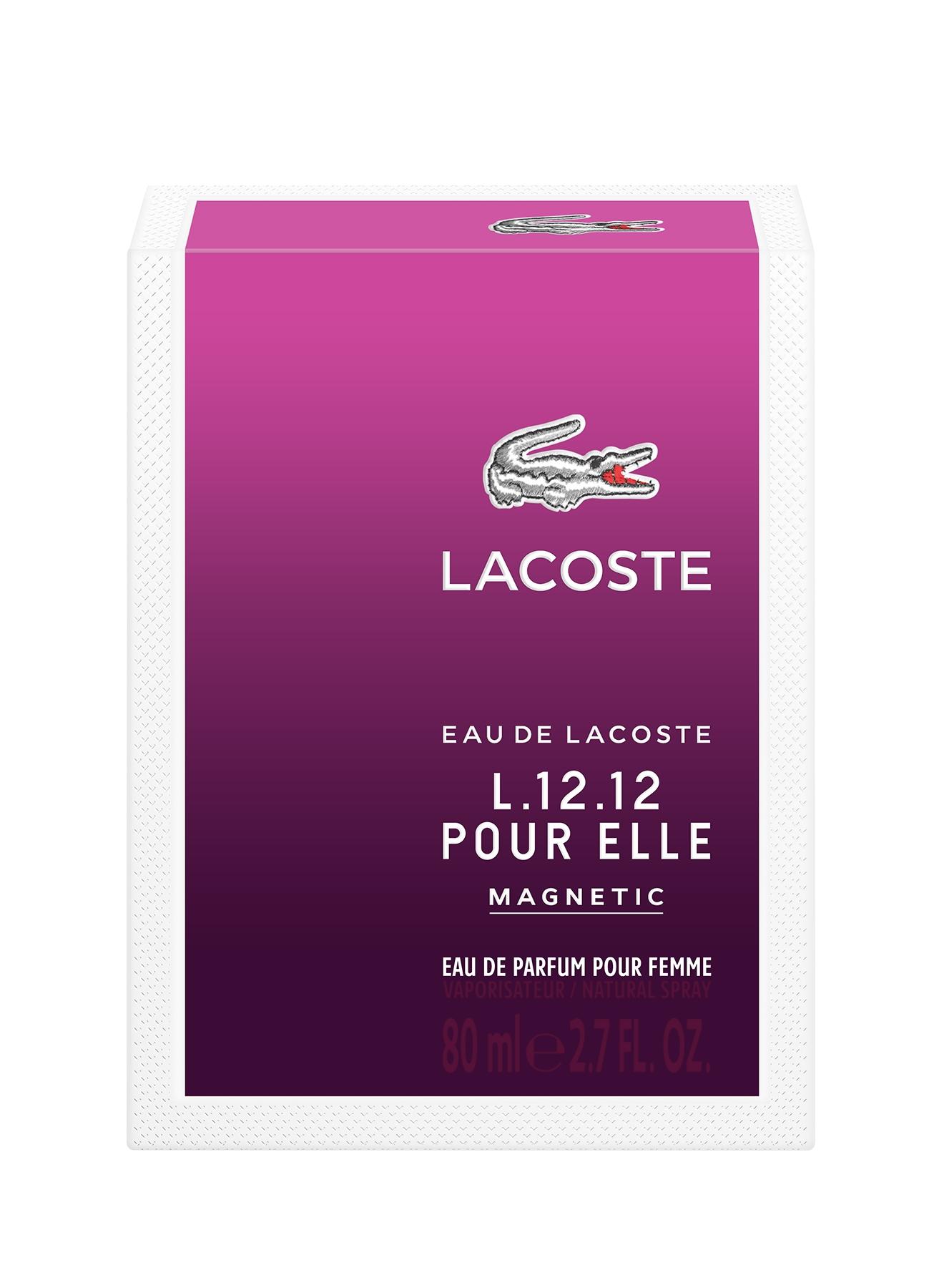 Lacoste Our Elle Magnetic Edp 80 ml Kadın Parfüm 5000149181001 Ürün Resmi