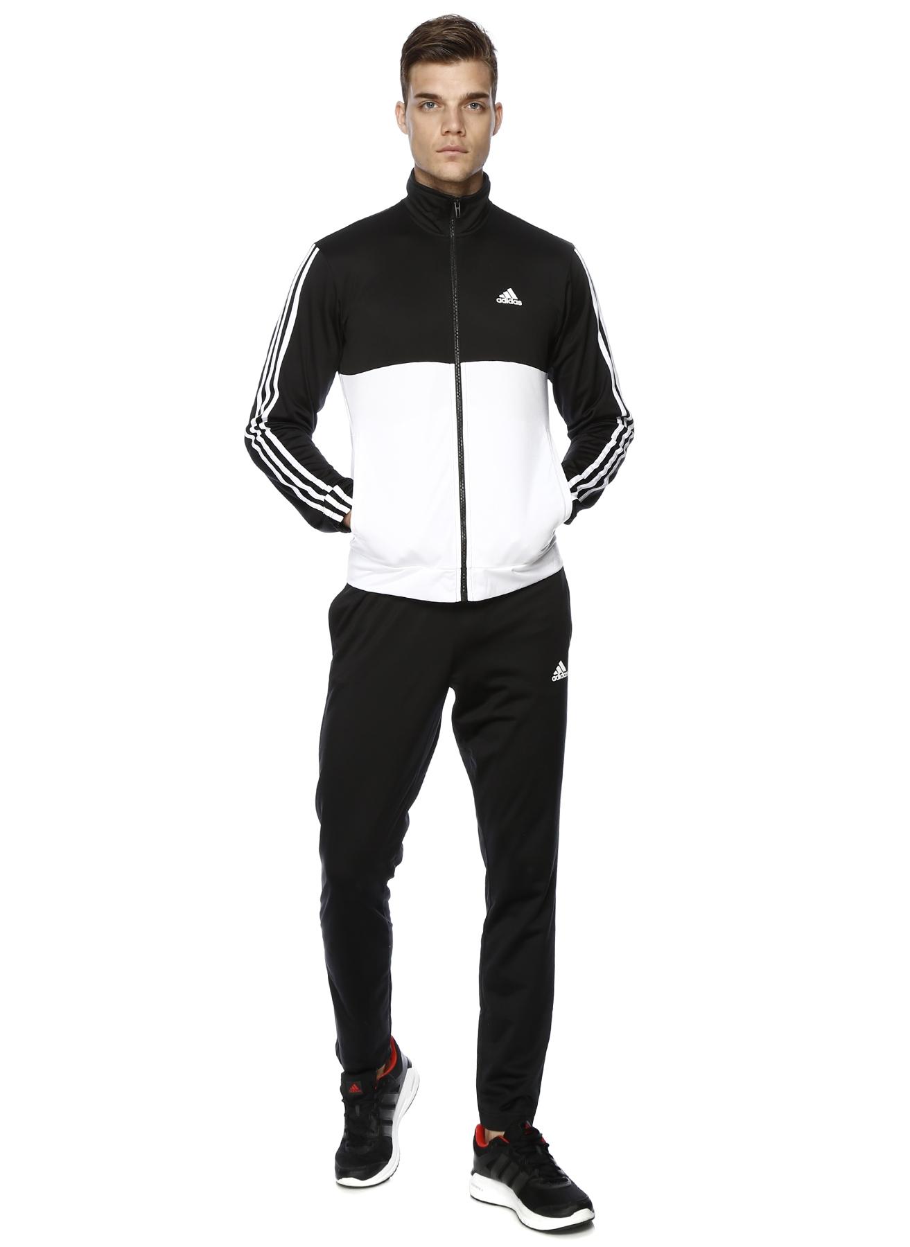 adidas Back 2 Basics 3S Eşofman Takımı 44 5000162477008 Ürün Resmi