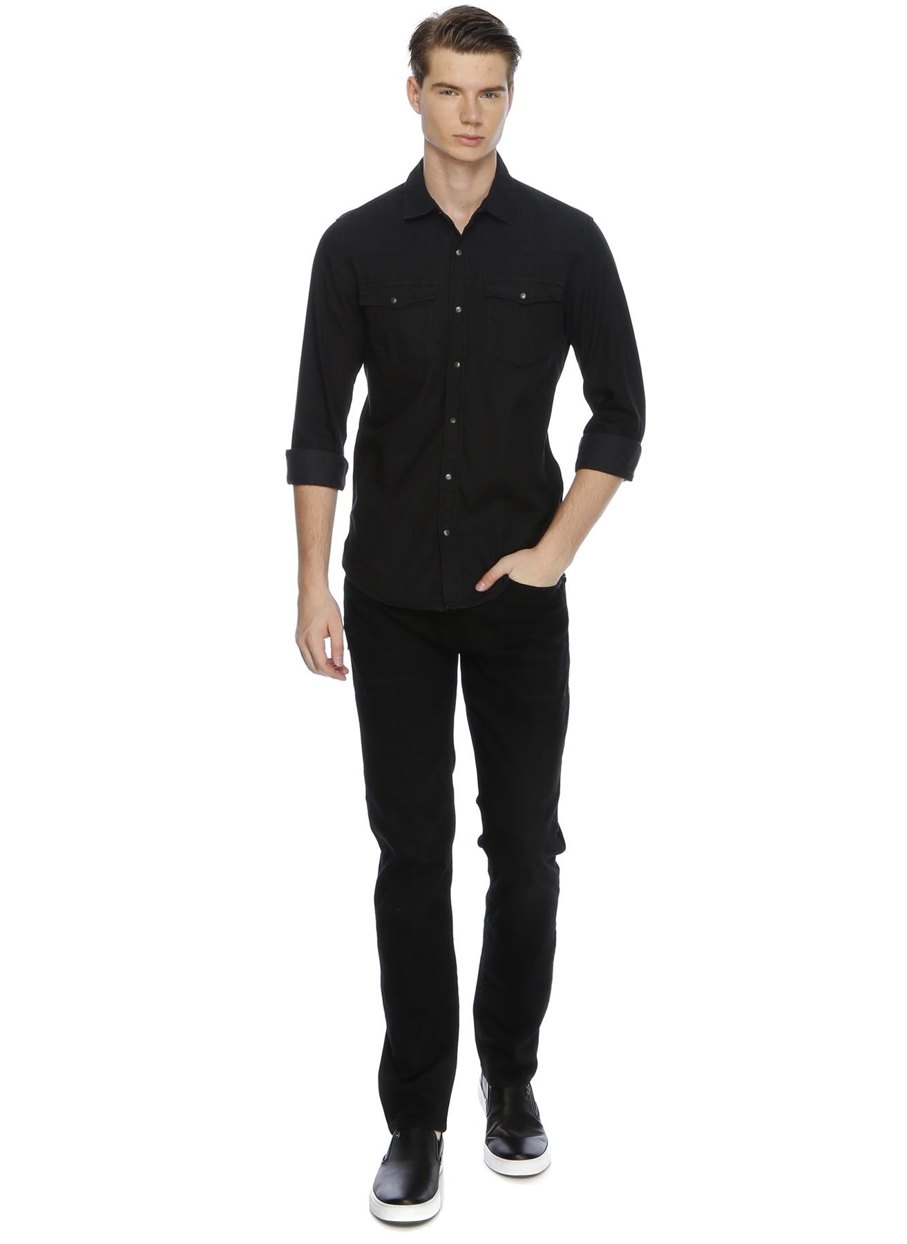 Mavi Marcus Mavi Black Klasik Pantolon 34-32 5000162858023 Ürün Resmi