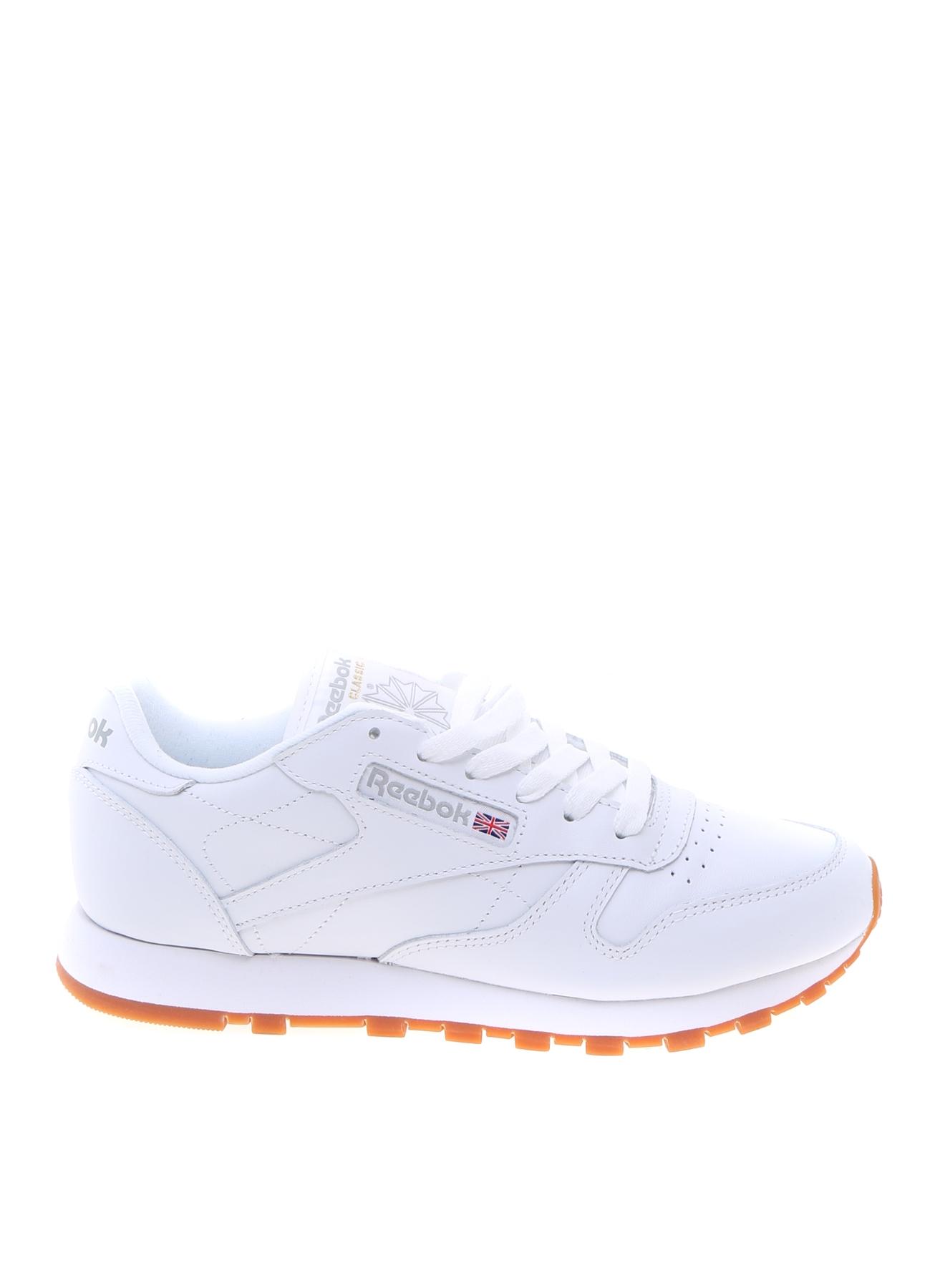 Reebok CL Leather Lıfestyle Ayakkabı 37.5 5000165207002 Ürün Resmi