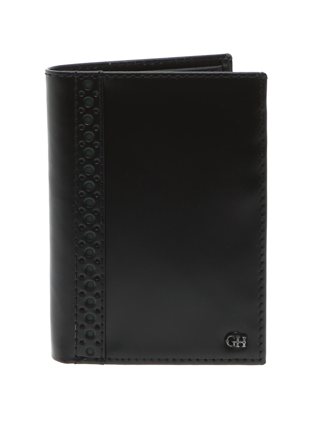 George Hogg Siyah Cüzdan 5000172581001 Ürün Resmi