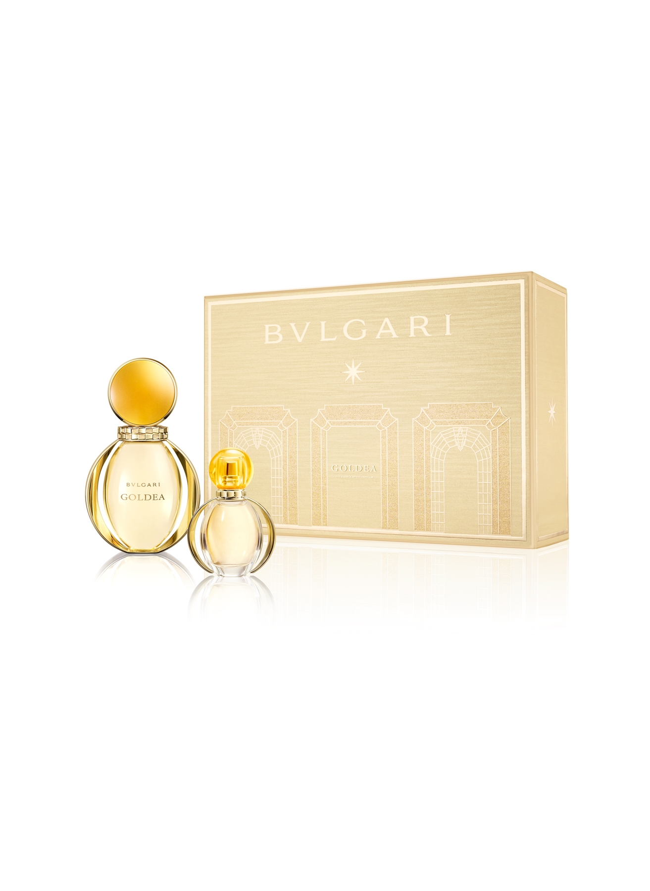 Bvlgari Bvl Goldea Edp 50 ml Kadın Parfüm Set 5000184778001 Ürün Resmi