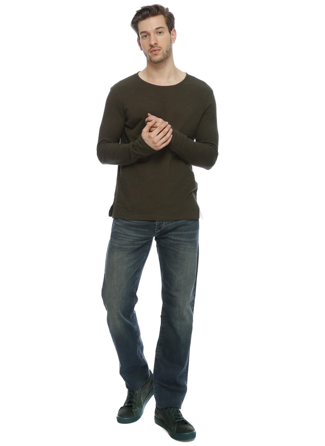Mavi Pierre Mavi Amerika Gri Klasik Pantolon 31-32 5000195078020 Ürün Resmi
