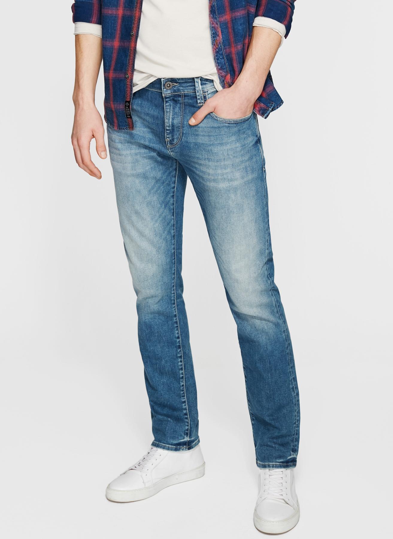 Mavi Marcus Amerika Mavi Klasik Pantolon 31-30 5000195108016 Ürün Resmi