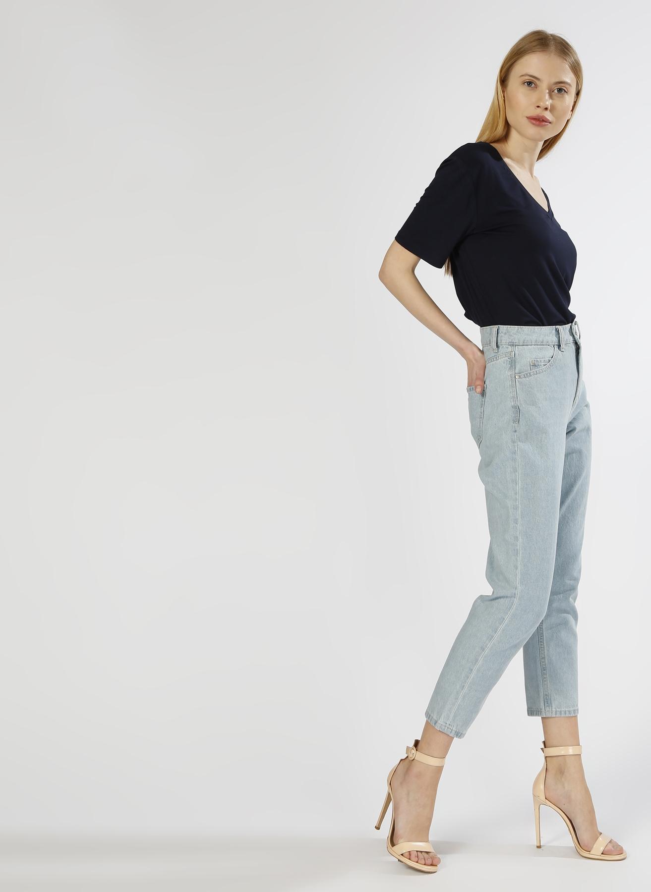 Vero Moda Boyfriend Açık Mavi Denim Pantolon 29-32 5000196118008 Ürün Resmi