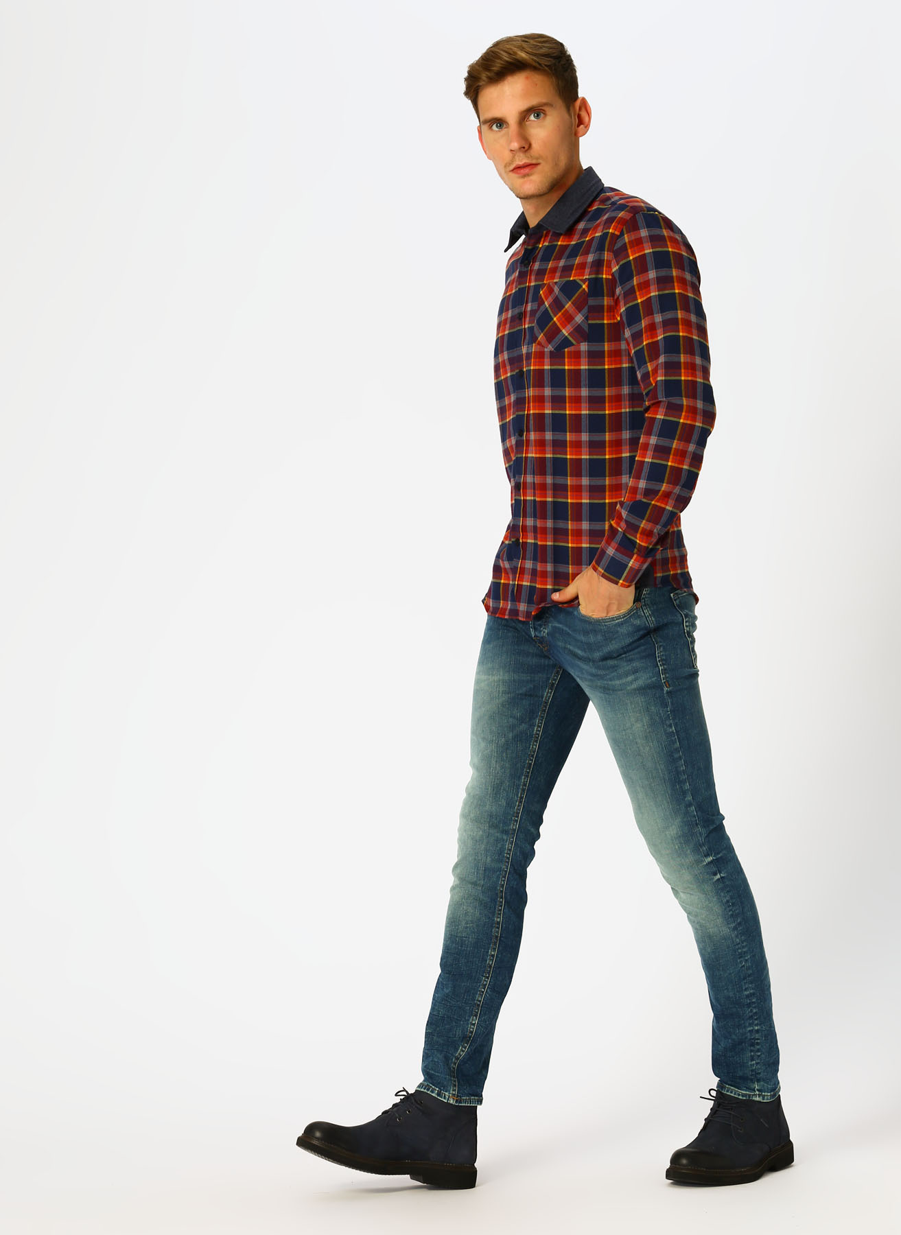 Jack & Jones Glenn Original 081 Denim Pantolon 34-32 5000196442013 Ürün Resmi