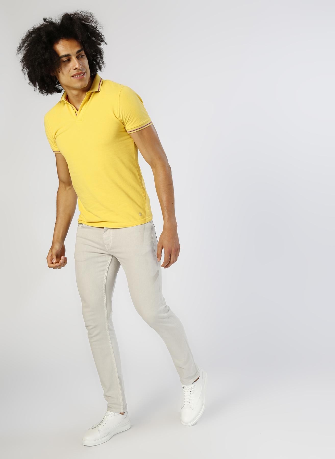 Loft Taş Rengi Klasik Pantolon 33-30 5000197730010 Ürün Resmi