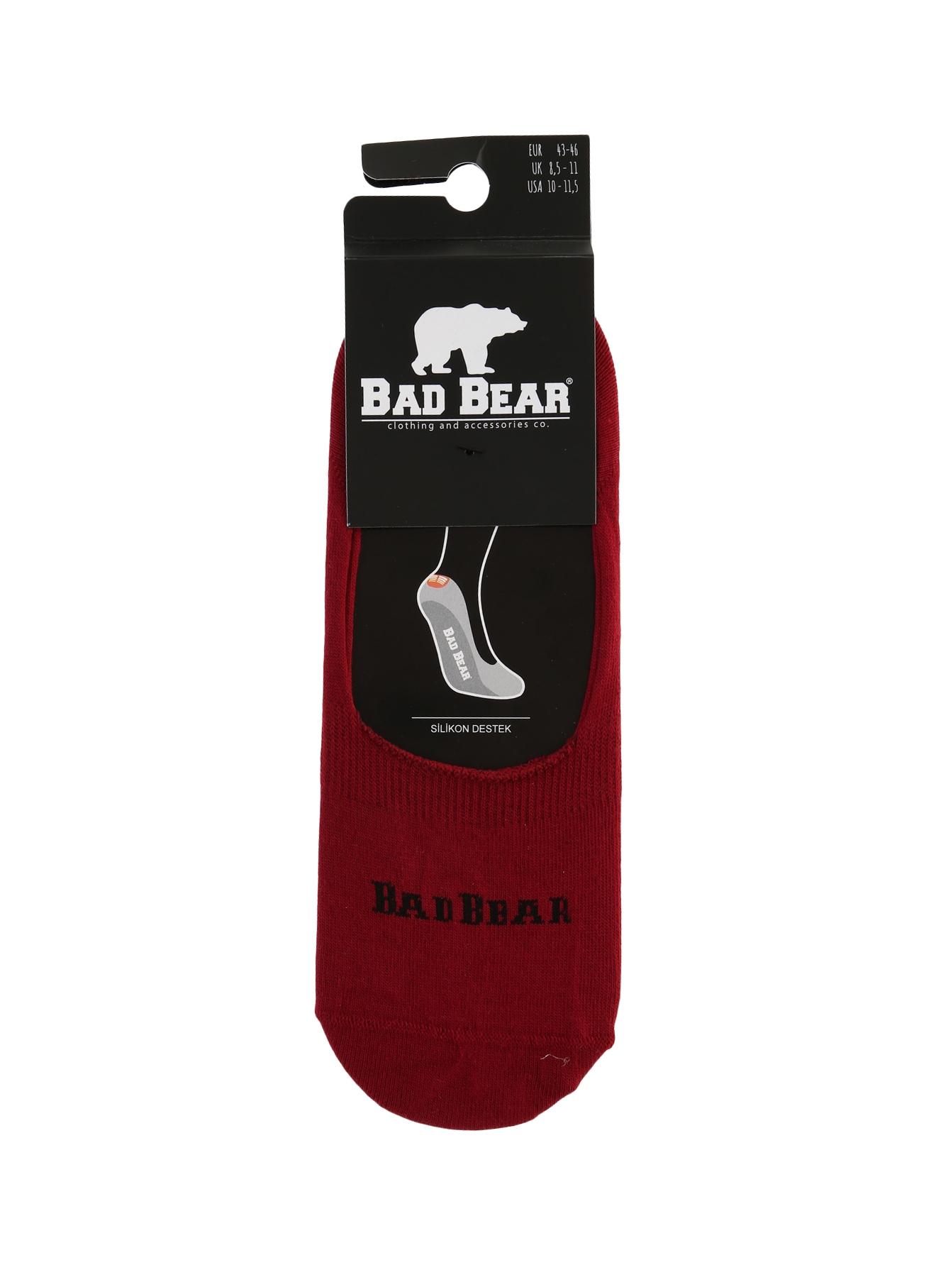 Bad Bear Bordo Çorap 43-46 5000198625002 Ürün Resmi
