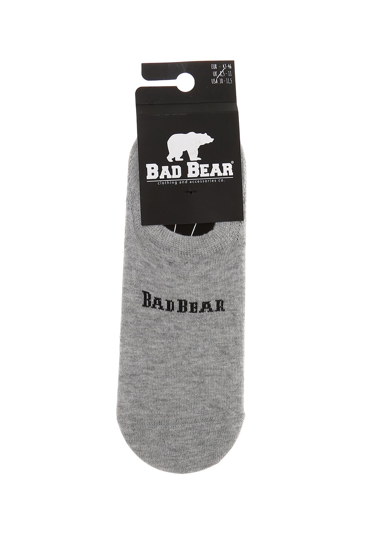 Bad Bear Gri Çorap 43-46 5000198657002 Ürün Resmi