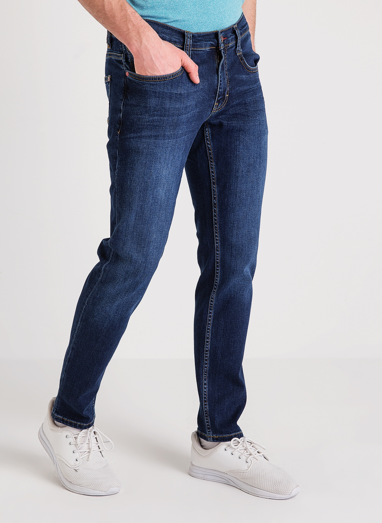 Mustang Mavi Klasik Pantolon 34-34 5000200048012 Ürün Resmi