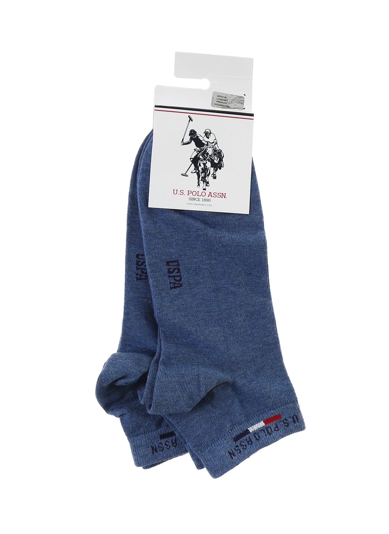 U.S. Polo Assn. 2 li Çorap 5000201808001 Ürün Resmi