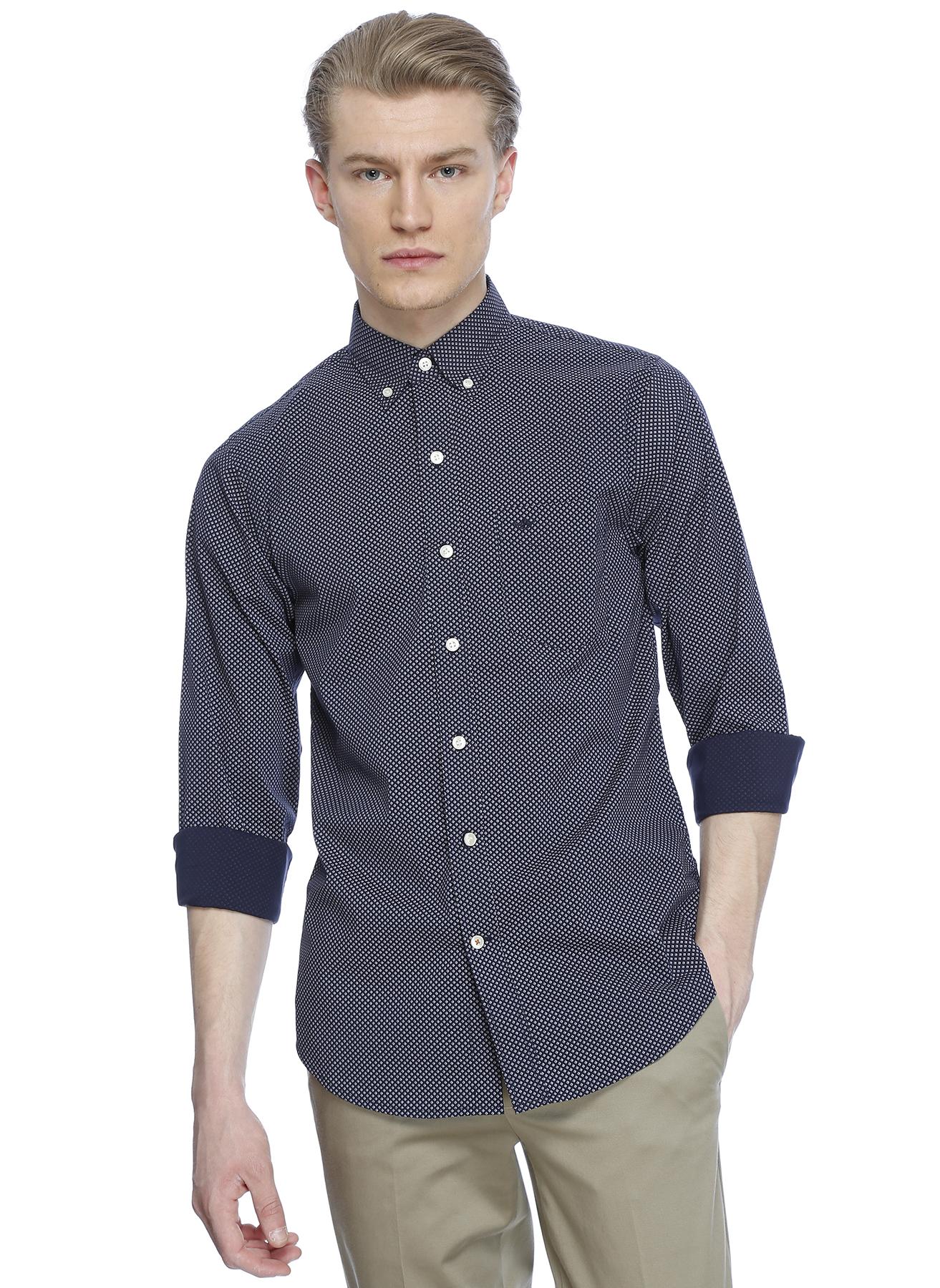 Dockers Standart Fit Desenli Gömlek L 5000201912002 Ürün Resmi