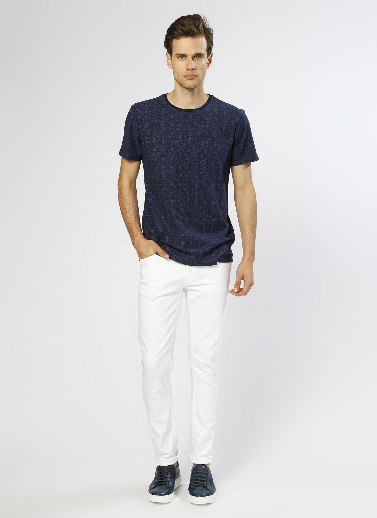 Loft Beyaz Klasik Pantolon 32-30 5000201934008 Ürün Resmi