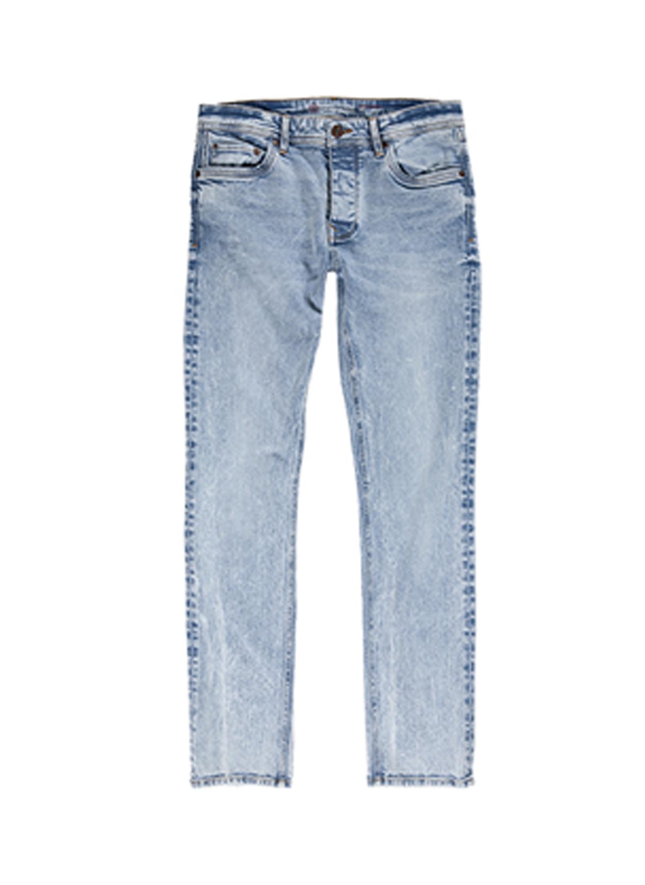 Loft Düşük Bel Buz Mavisi Klasik Pantolon 36-34 5000201987017 Ürün Resmi