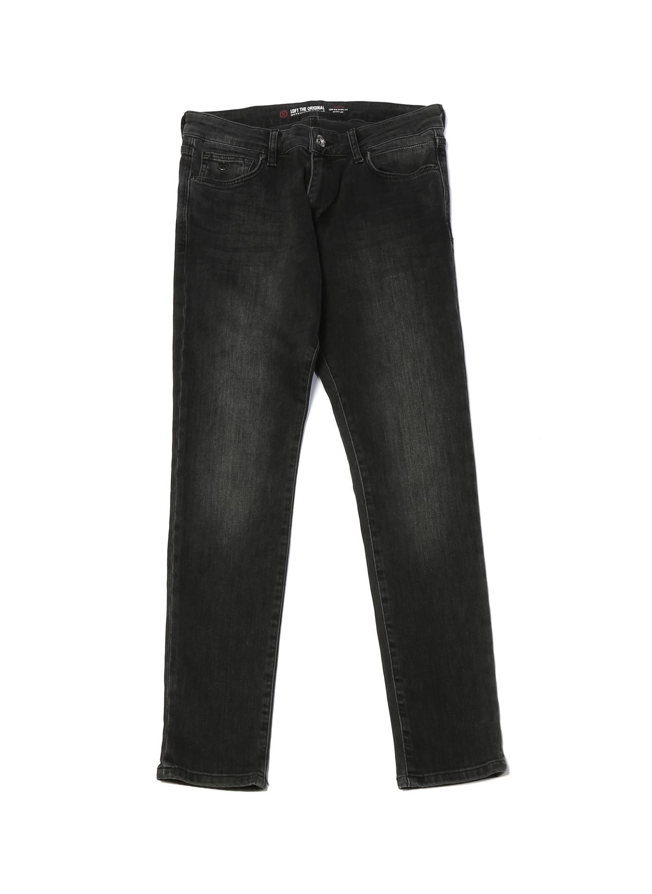 Loft Siyah Klasik Pantolon 31-30 5000202001007 Ürün Resmi