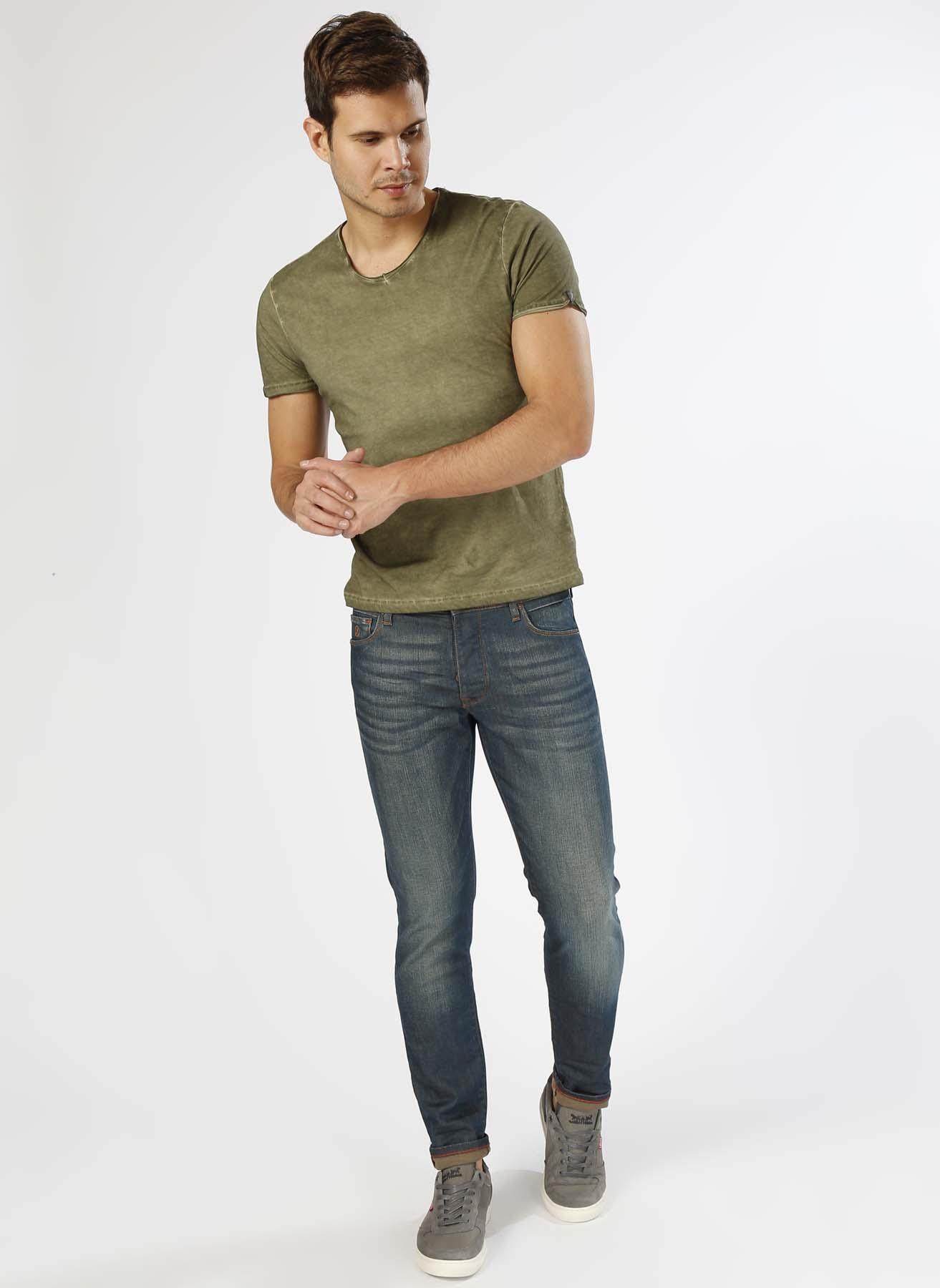 Loft Mavi Klasik Pantolon 34-32 5000202025013 Ürün Resmi