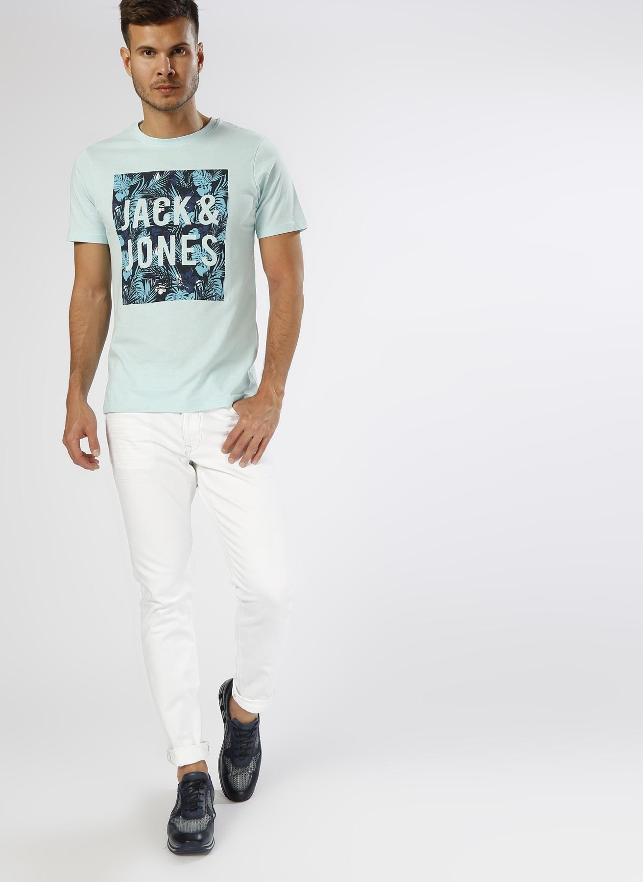 Loft Beyaz Klasik Pantolon 30-32 5000202202005 Ürün Resmi