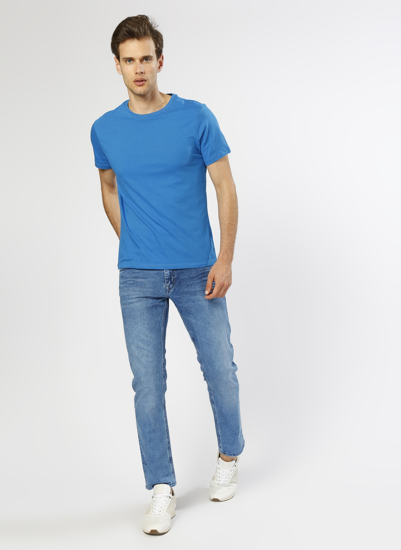 Loft Ağartılmış İndigo Klasik Pantolon 31-32 5000202278005 Ürün Resmi